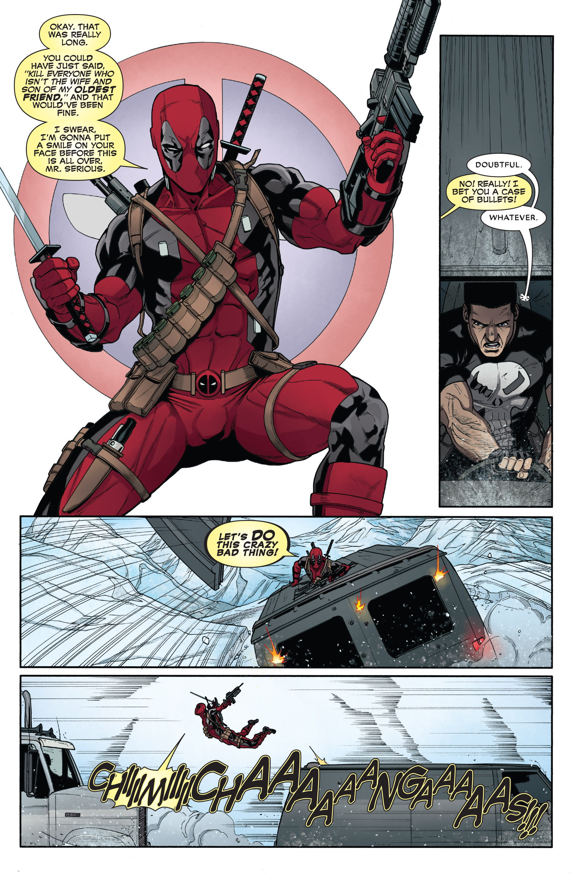 Read online Deadpool vs. The Punisher comic -  Issue #3 - 6