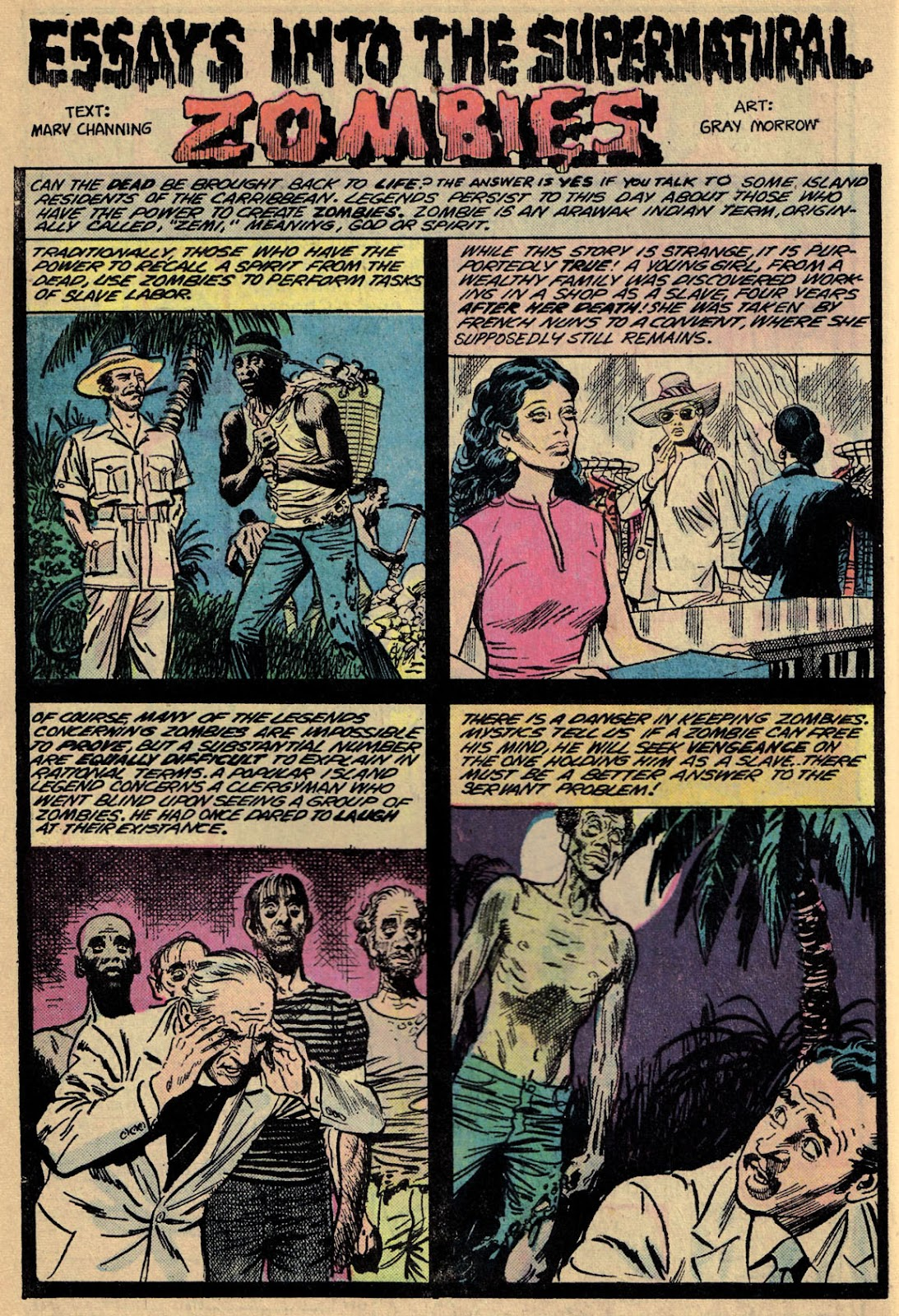 Read online Madhouse Comics comic -  Issue #97 - 10