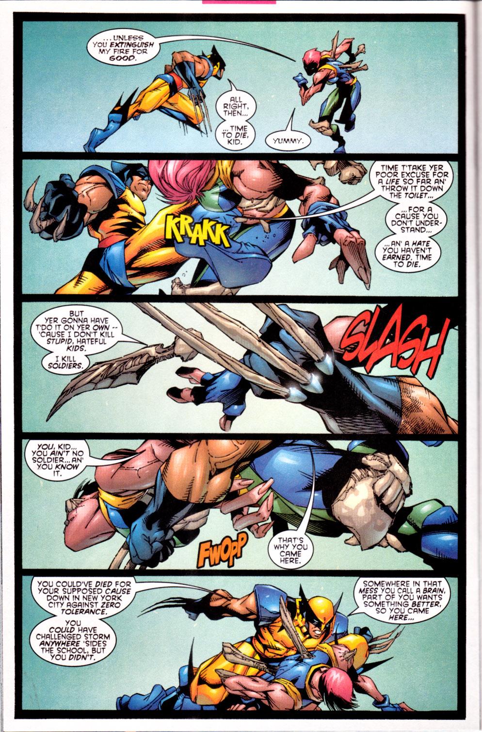 X-Men (1991) 72 Page 16