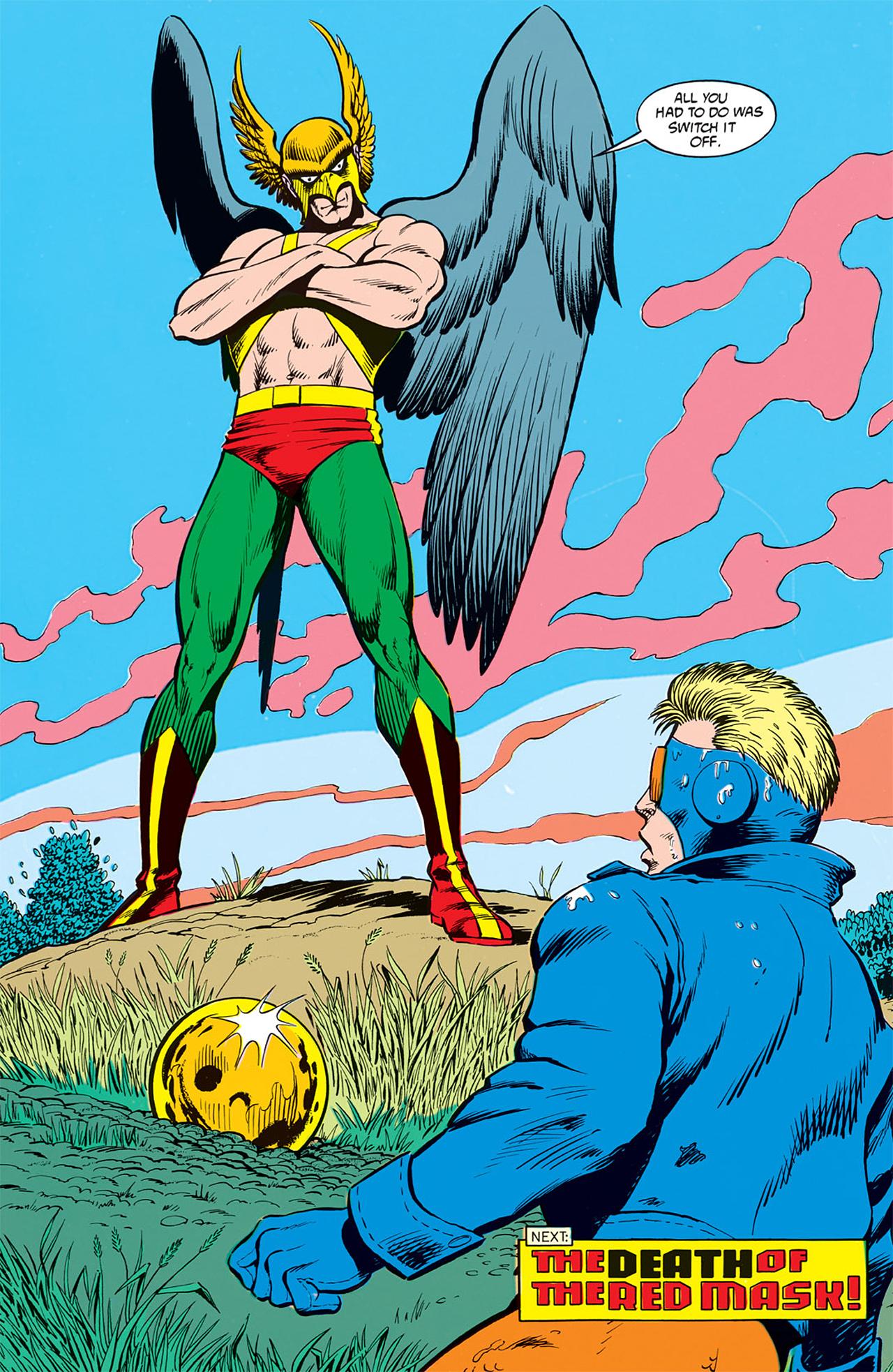 Read online Animal Man (1988) comic -  Issue #6 - 26
