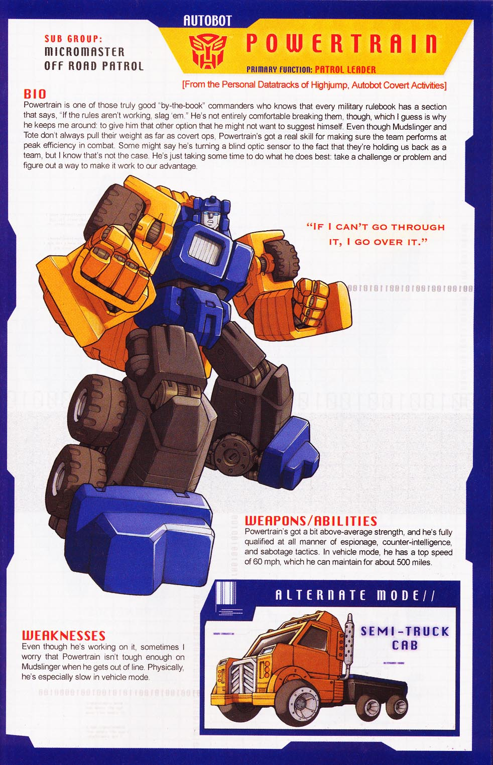 Read online Transformers: More than Meets the Eye comic -  Issue #4 - 47