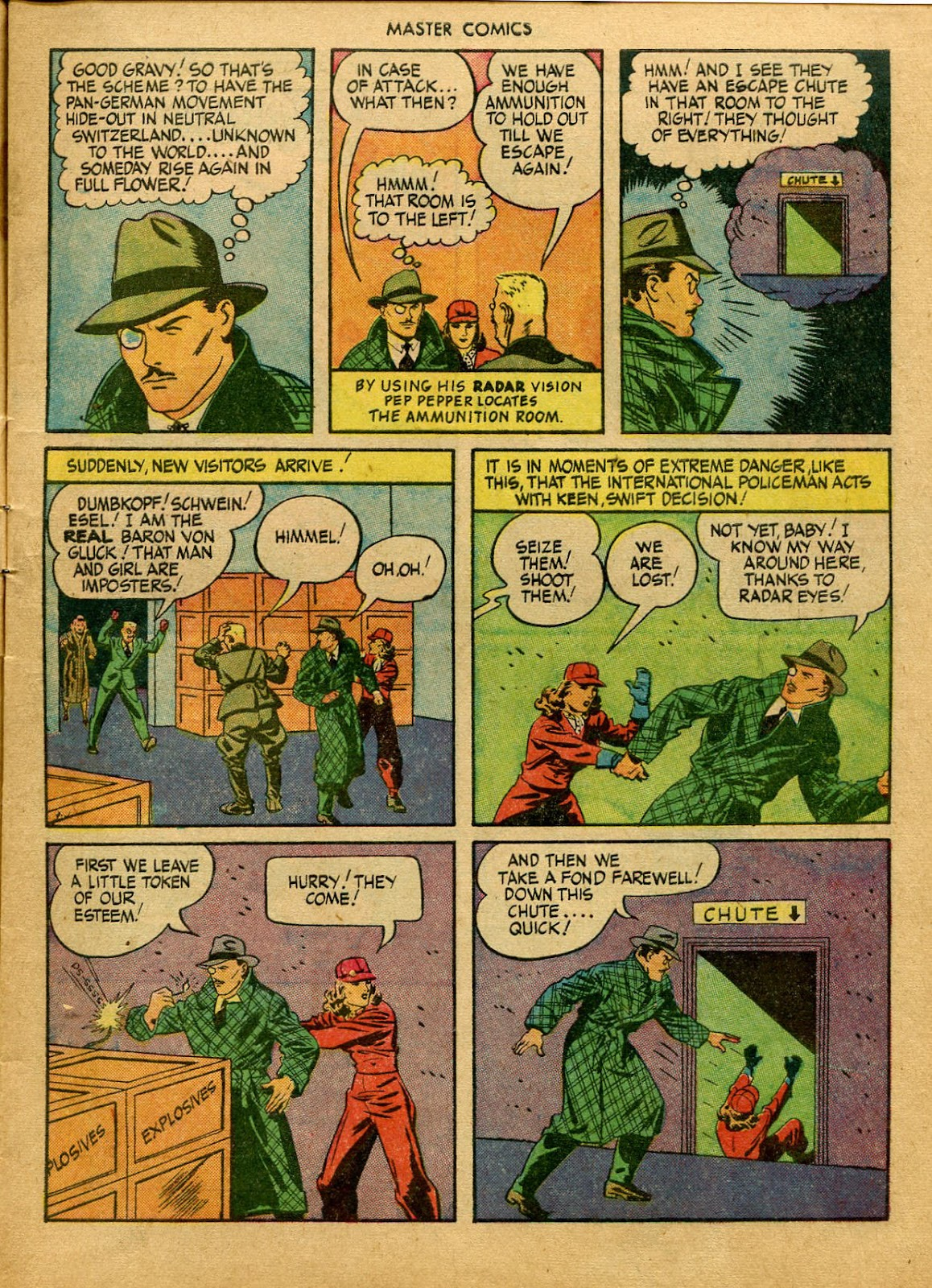Master Comics issue 52 - Page 11