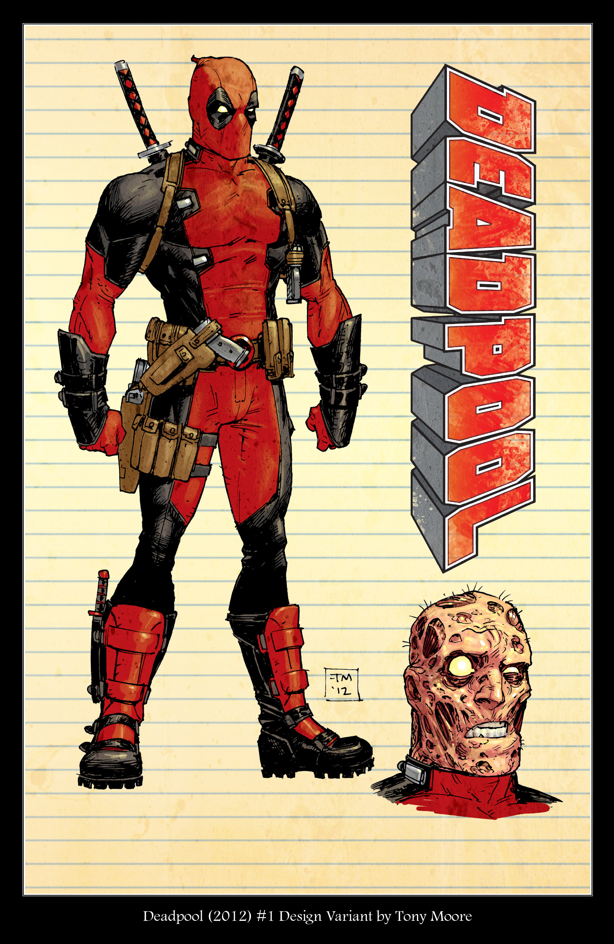 Read online True Believers: Deadpool Variants comic -  Issue # Full - 9