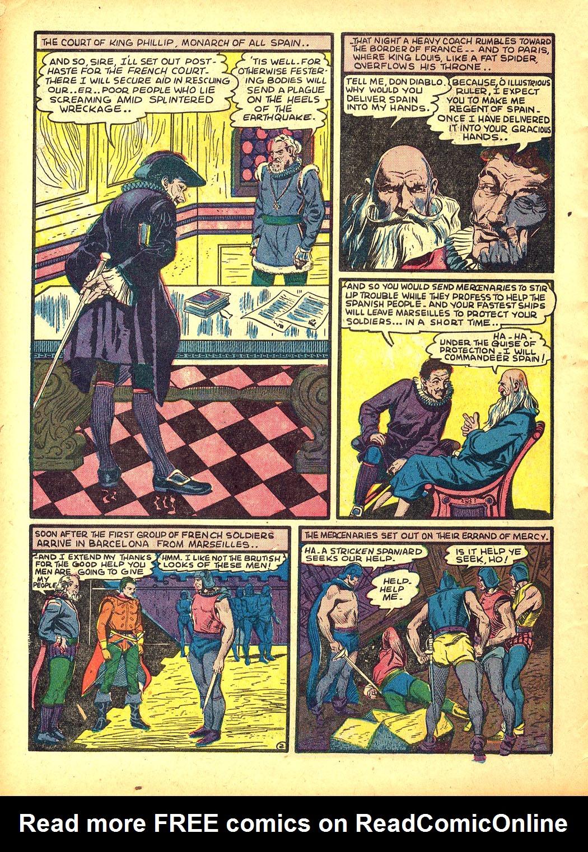 Read online Sensation (Mystery) Comics comic -  Issue #5 - 18