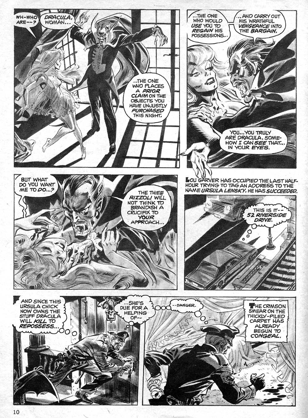 Dracula Lives issue 9 - Page 10