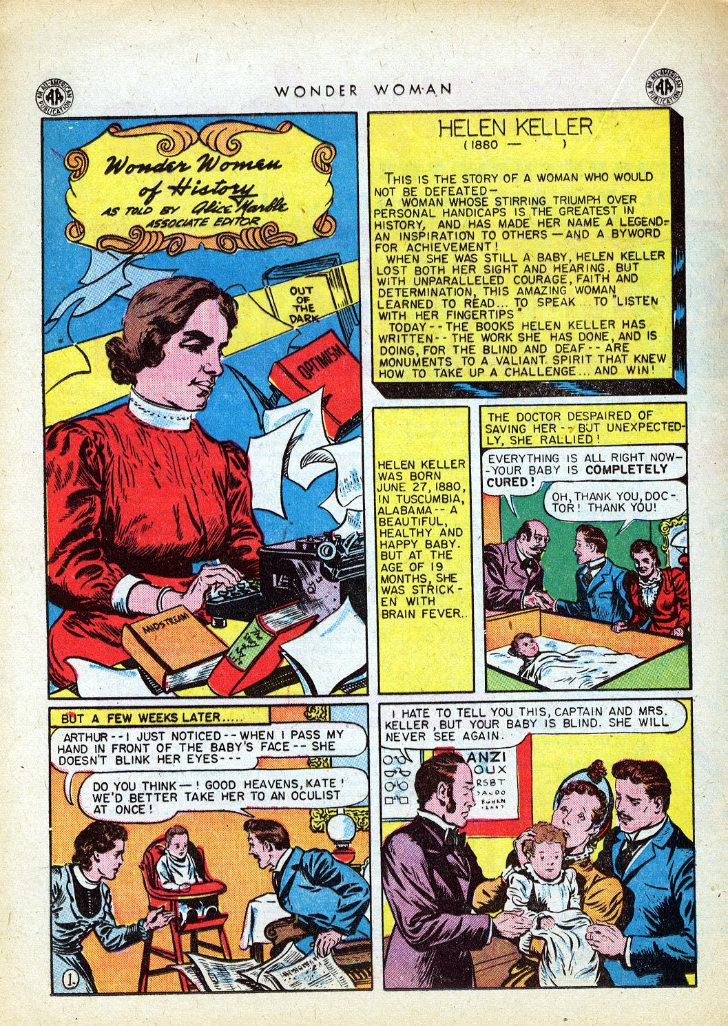 Read online Wonder Woman (1942) comic -  Issue #12 - 28