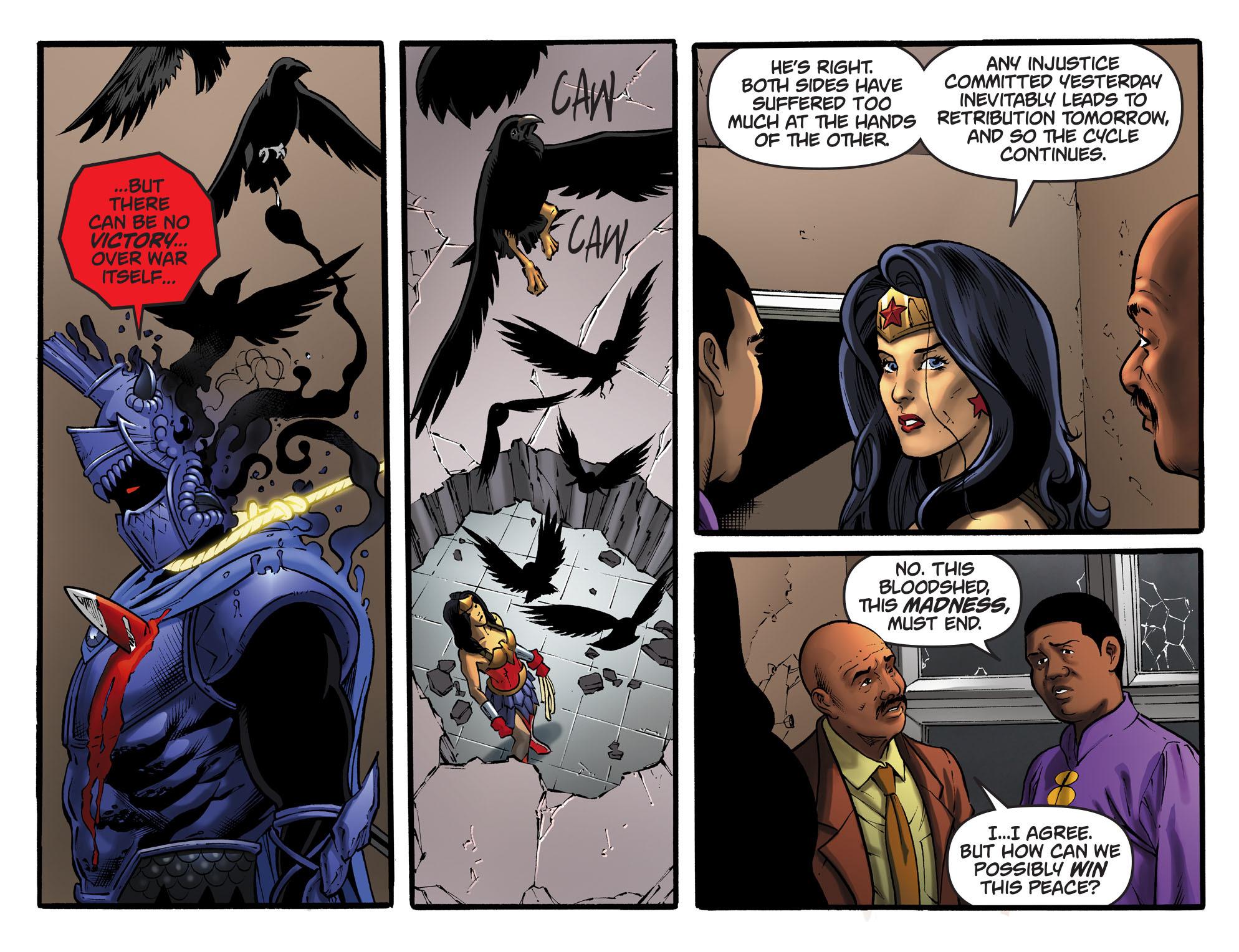 Read online Sensation Comics Featuring Wonder Woman comic -  Issue #35 - 20