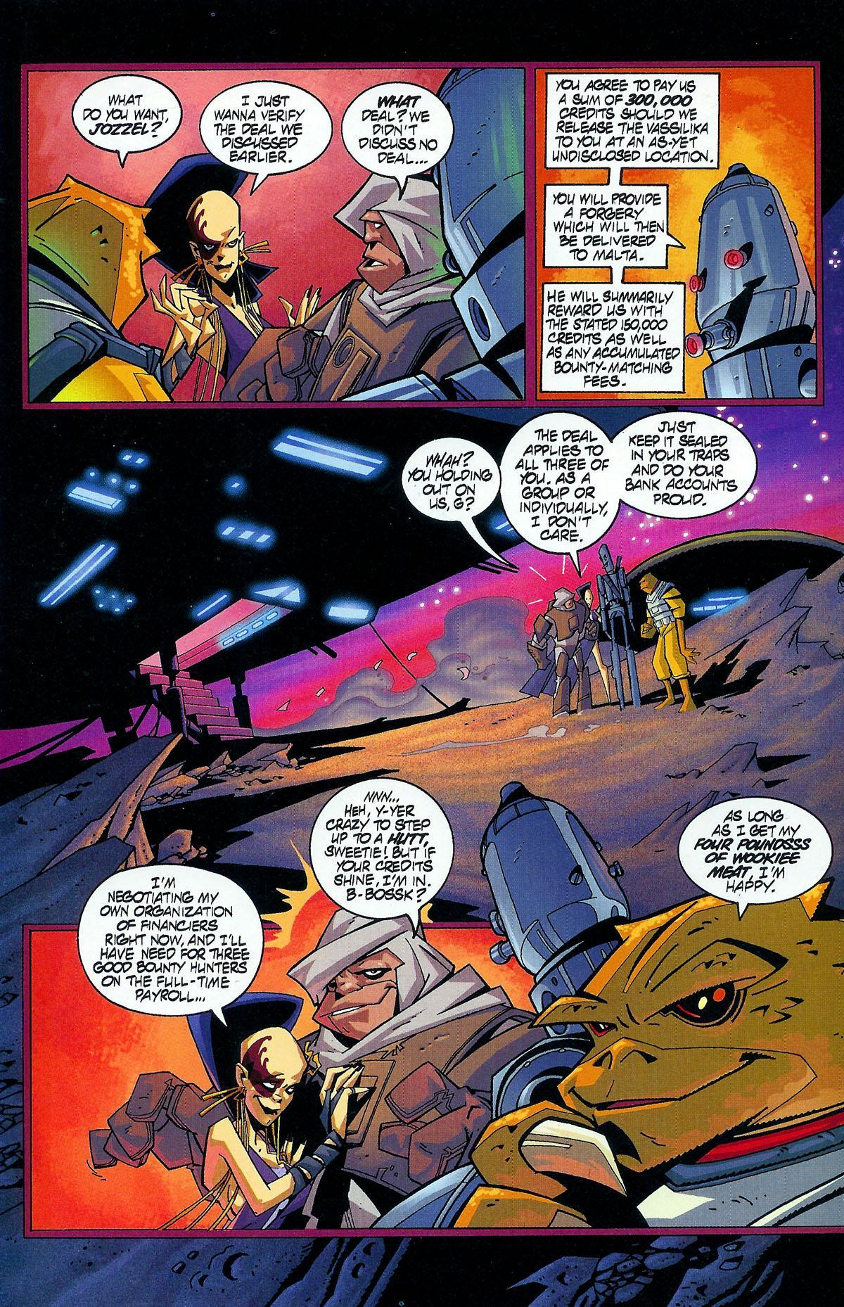 Read online Star Wars Omnibus comic -  Issue # Vol. 12 - 113
