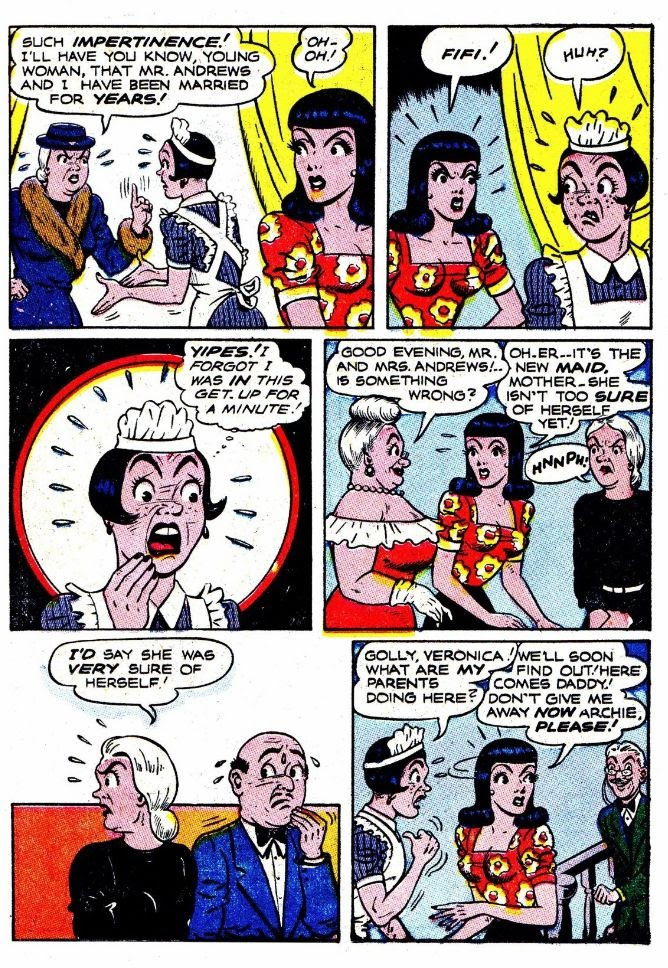 Archie Comics issue 028 - Page 36