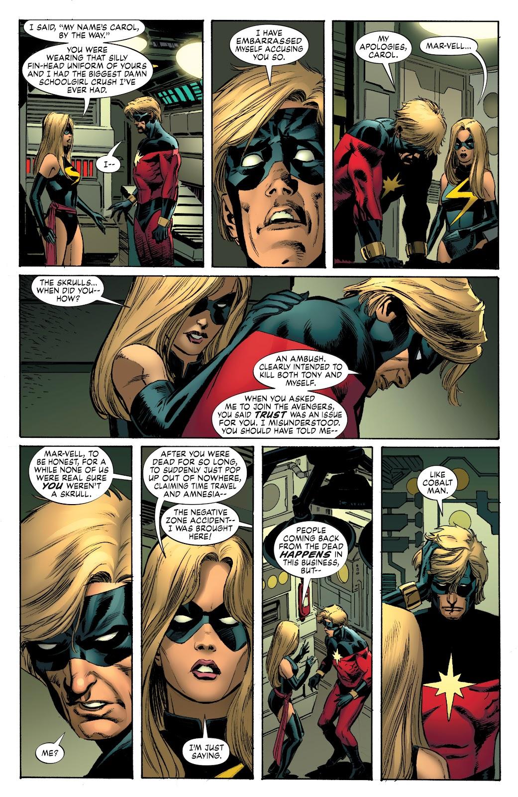 Read online Secret Invasion: Rise of the Skrulls comic -  Issue # TPB (Part 4) - 22