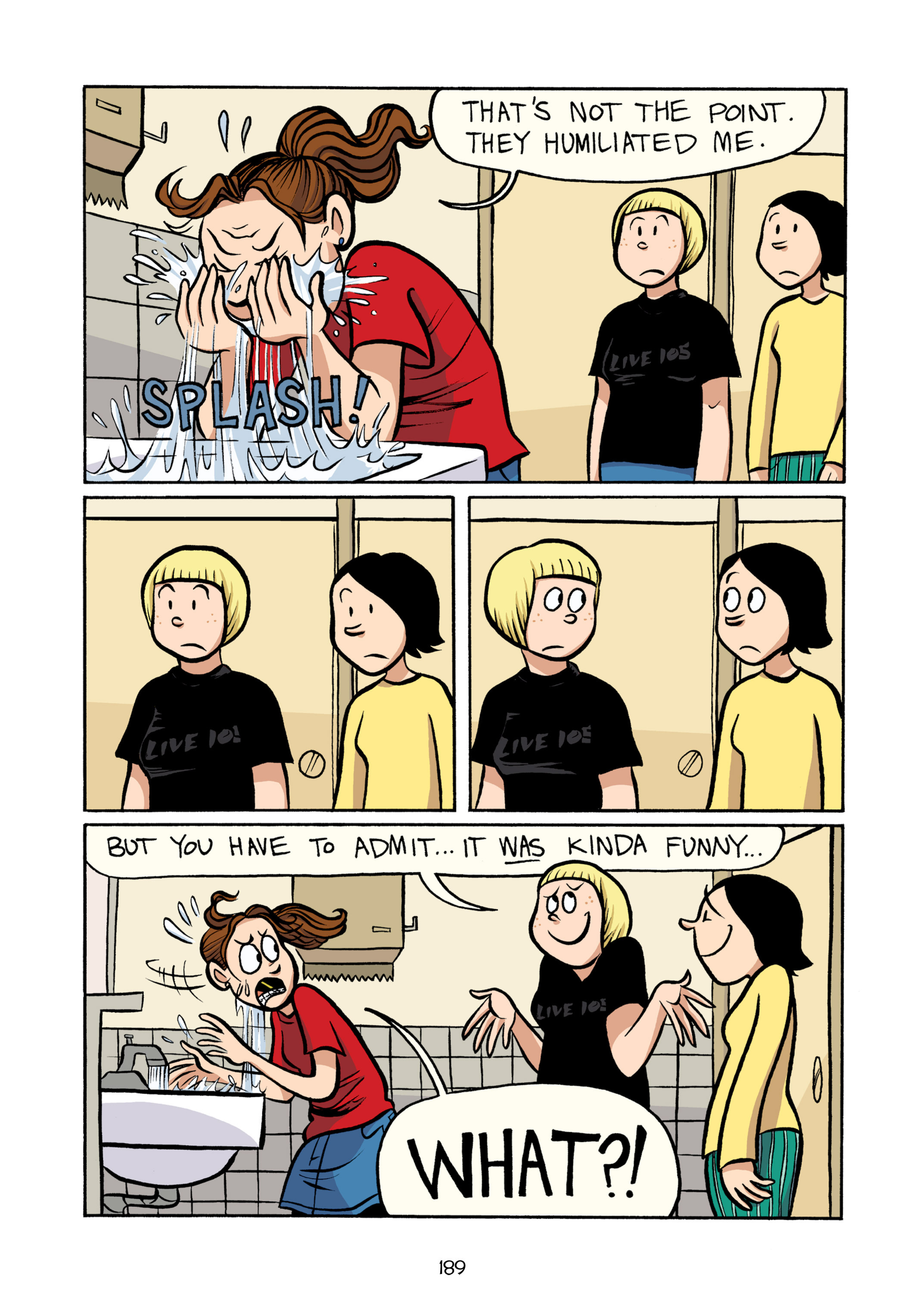 Read online Smile comic -  Issue # TPB - 195