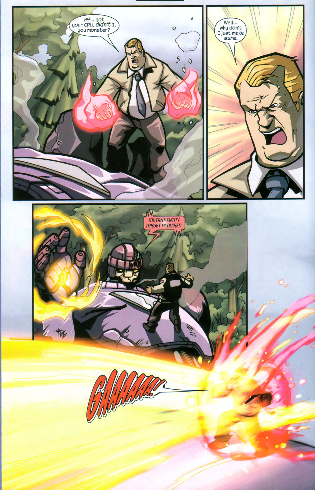 Read online Sentinel comic -  Issue #12 - 7