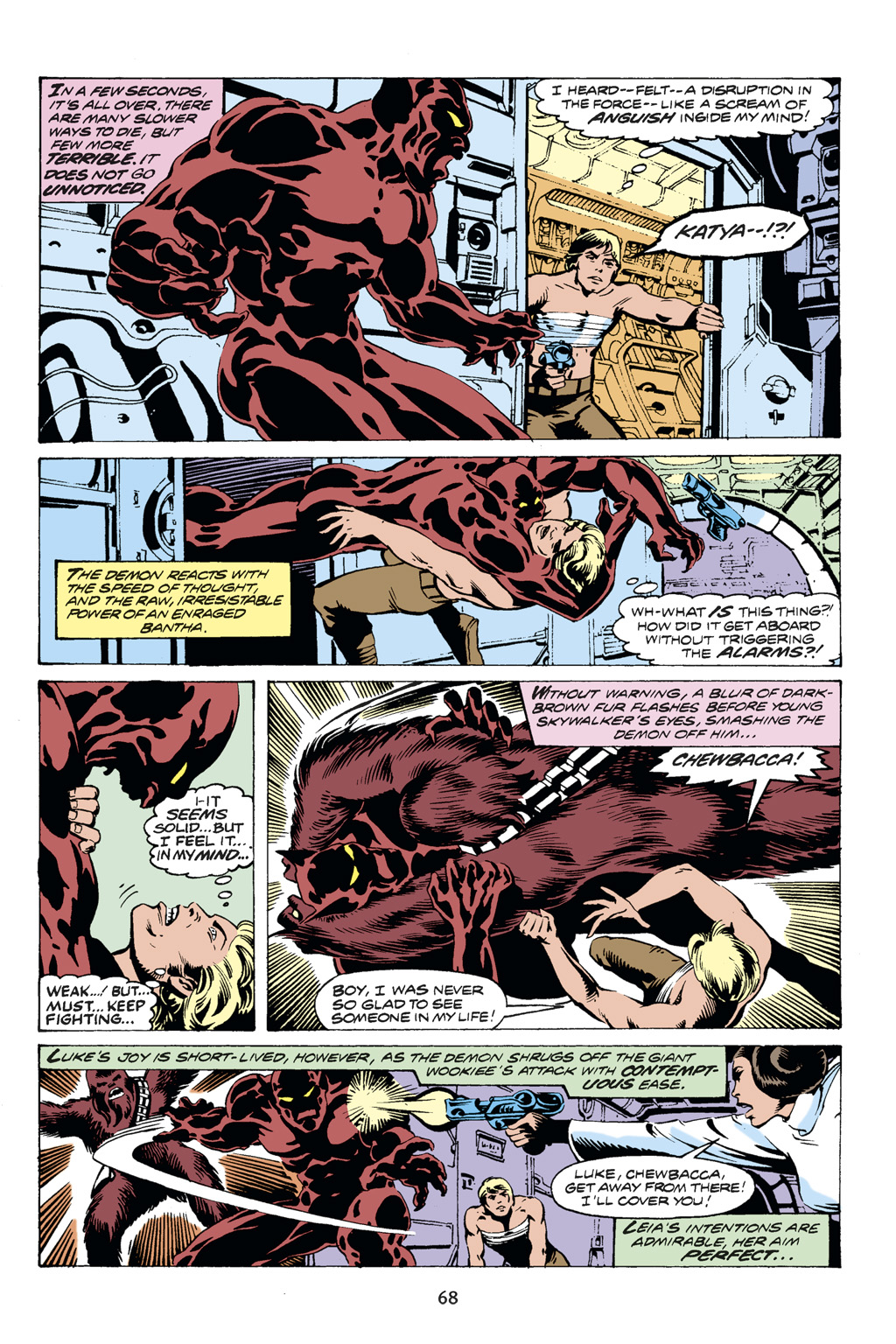 Read online Star Wars Omnibus comic -  Issue # Vol. 14 - 68