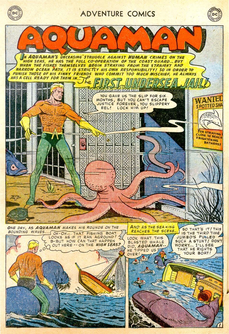 Read online Adventure Comics (1938) comic -  Issue #183 - 17