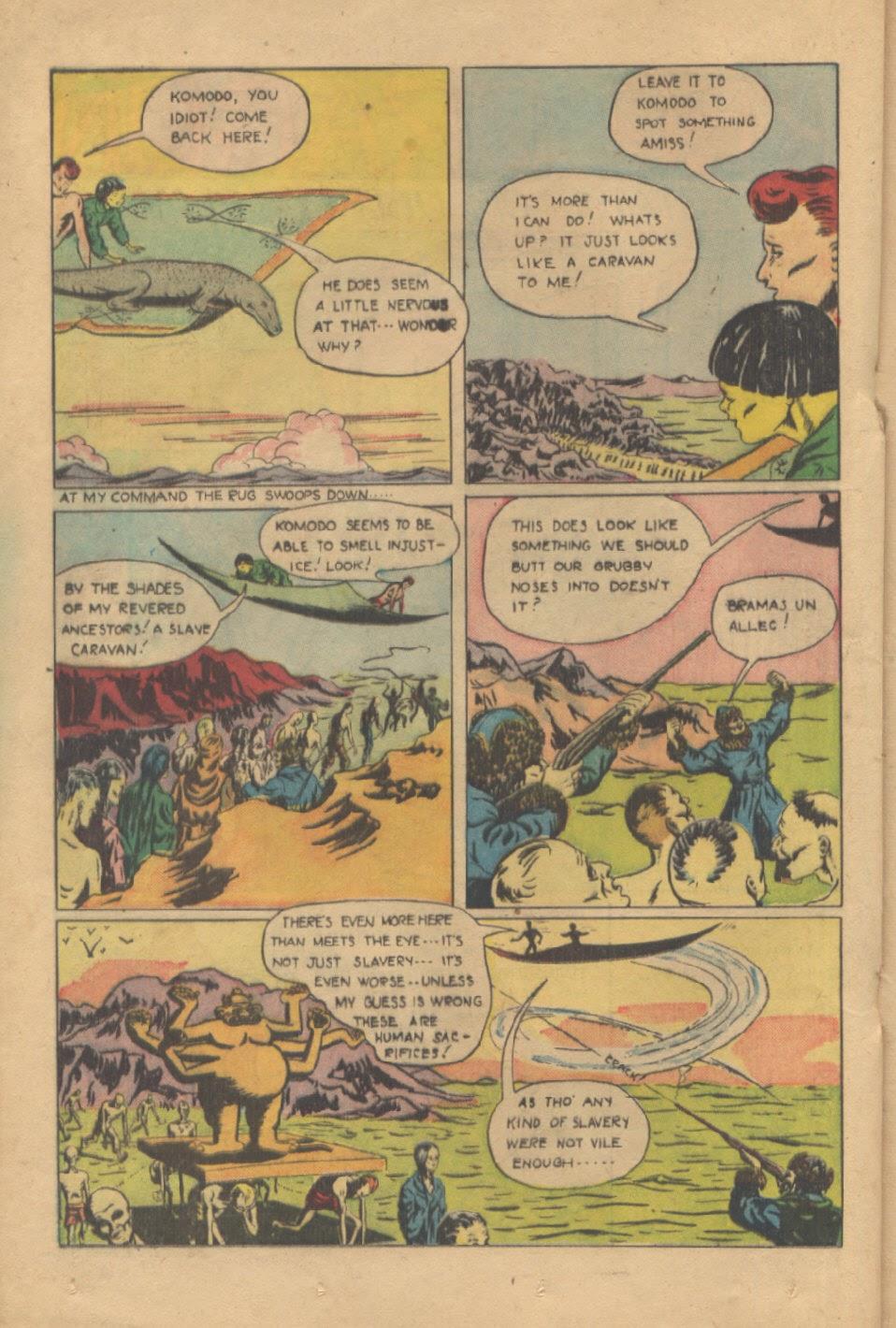 Super-Magician Comics issue 53 - Page 28
