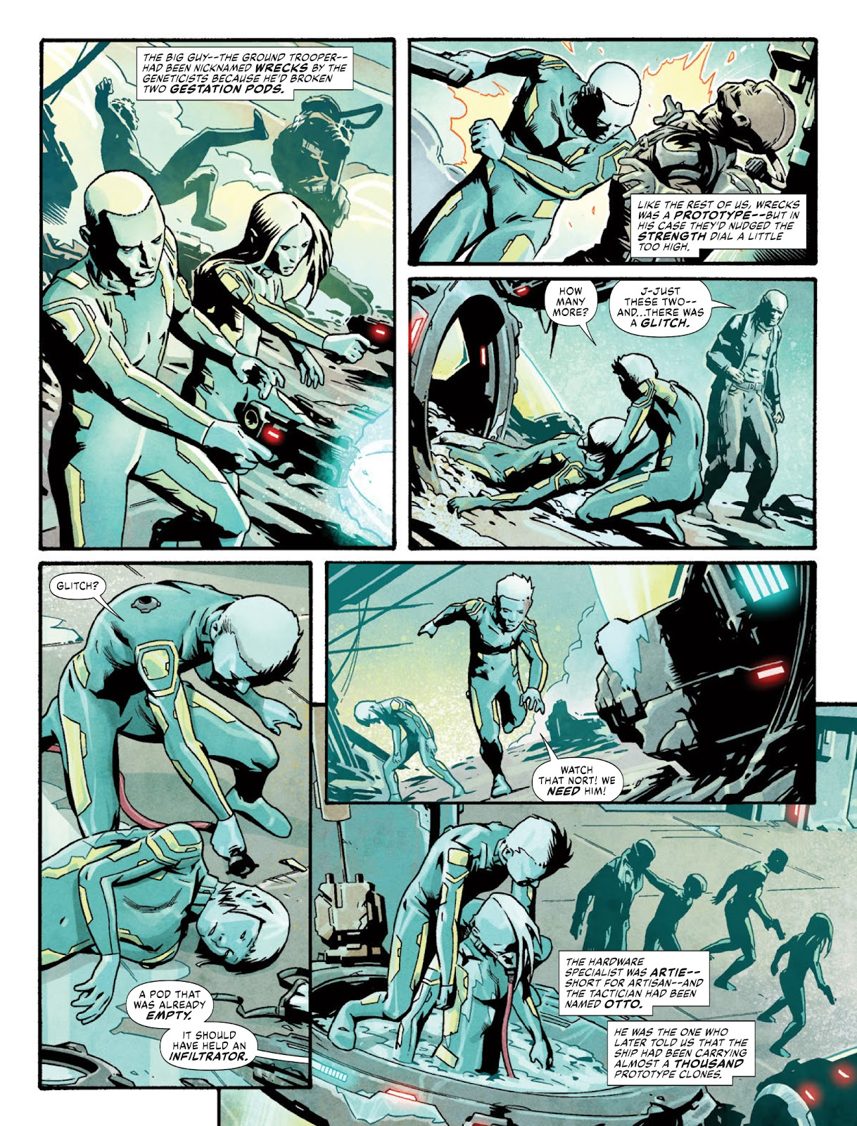 2000 AD issue 2220 - Page 48