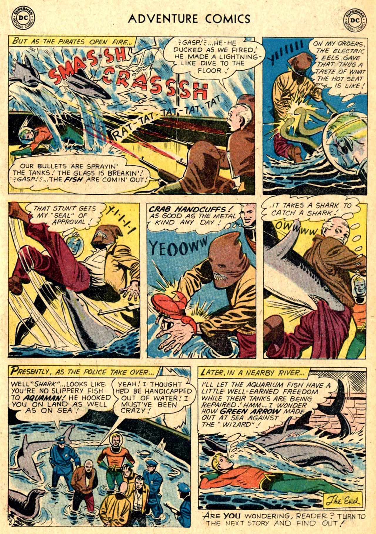 Read online Adventure Comics (1938) comic -  Issue #267 - 23