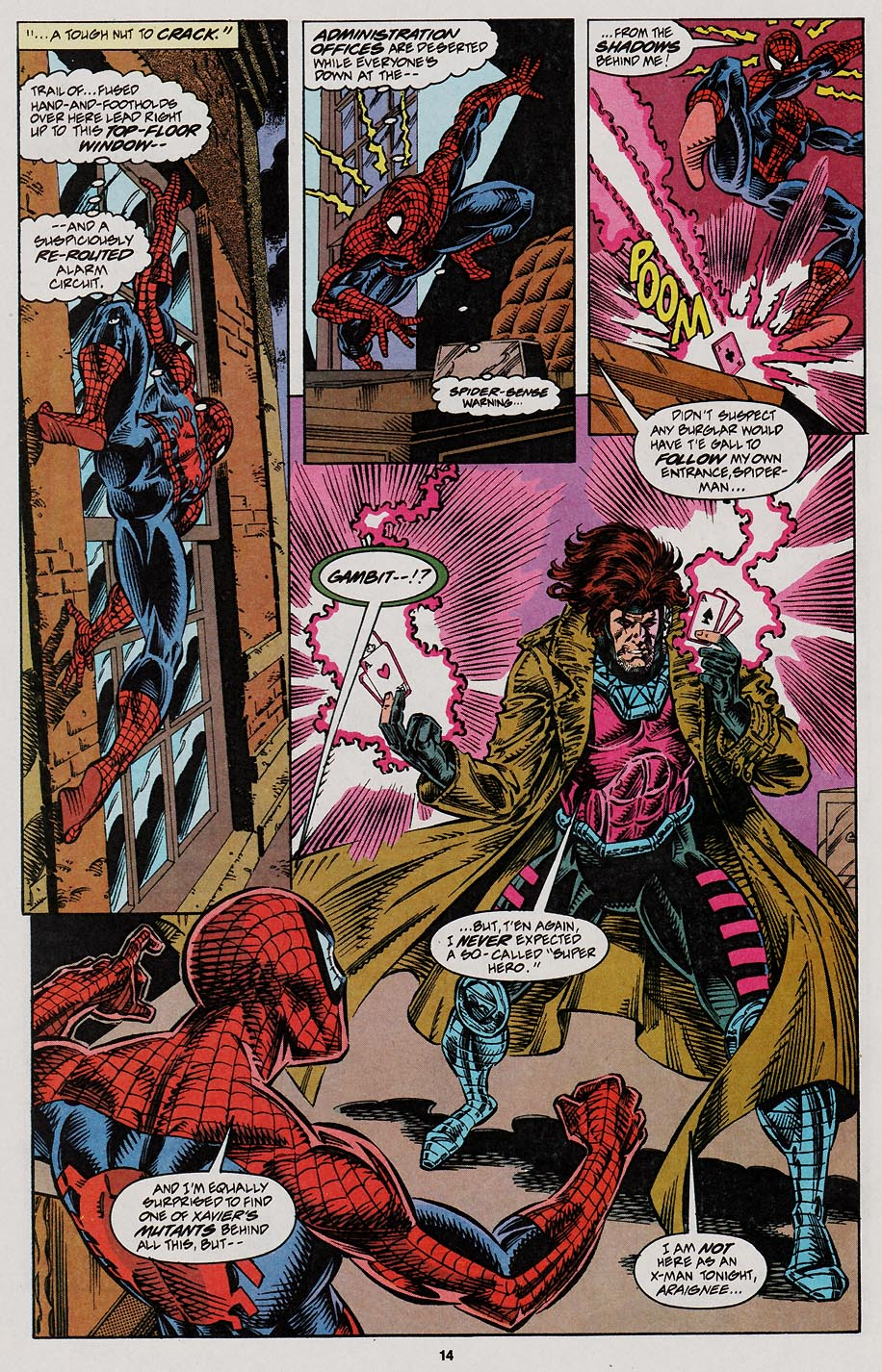 Web of Spider-Man (1985) Issue #113 #123 - English 11
