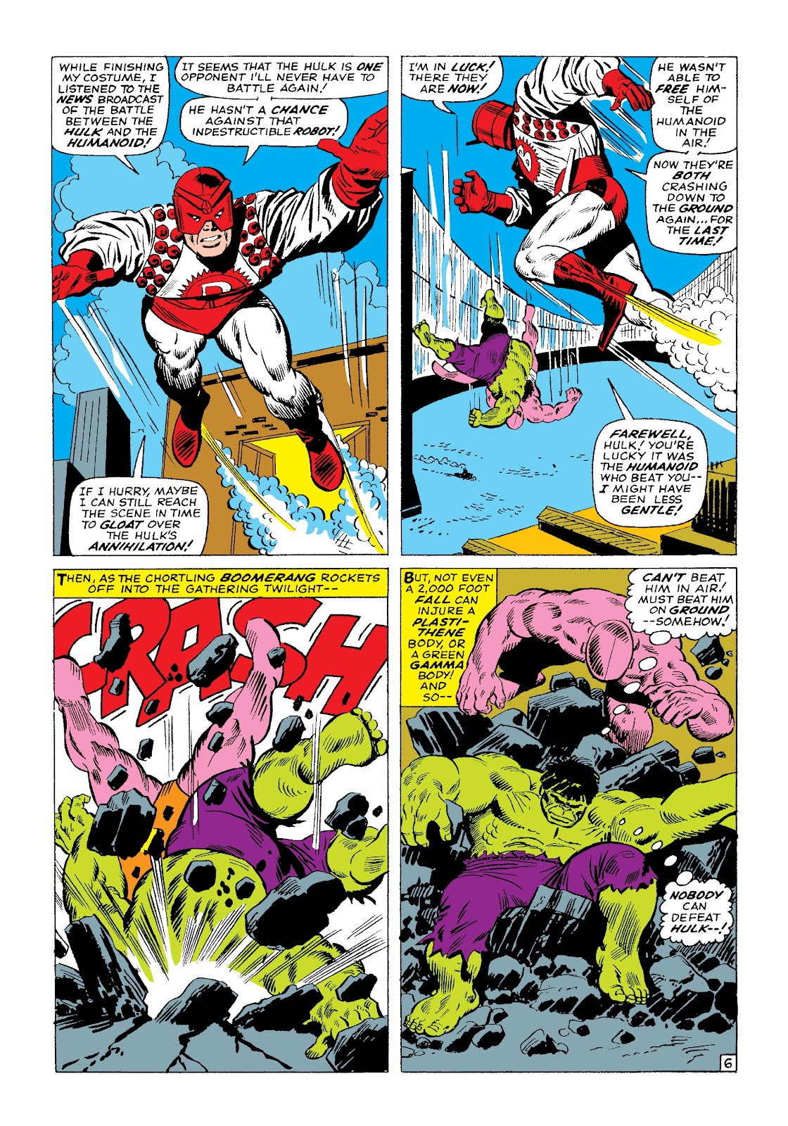 Read online Marvel Masterworks: The Incredible Hulk comic -  Issue # TPB 3 (Part 1) - 90