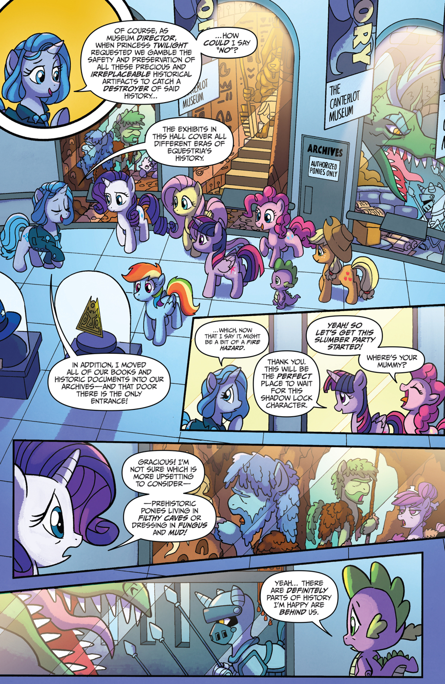 Read online My Little Pony: Friendship is Magic comic -  Issue #52 - 18