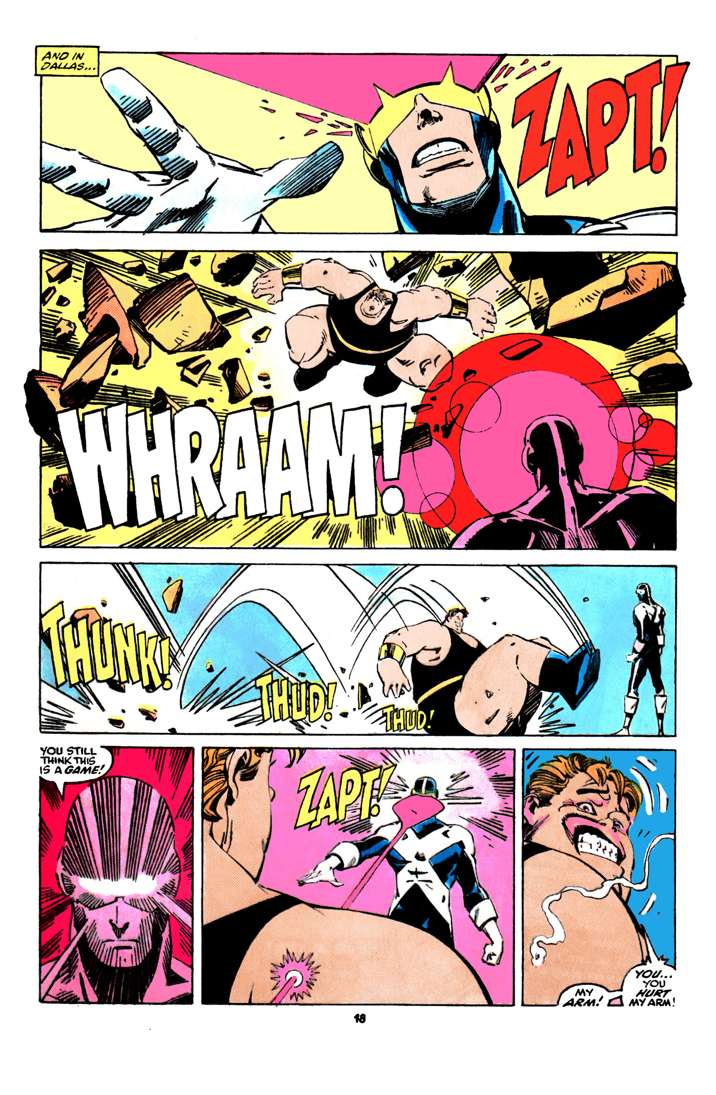 Read online X-Factor (1986) comic -  Issue #31 - 14