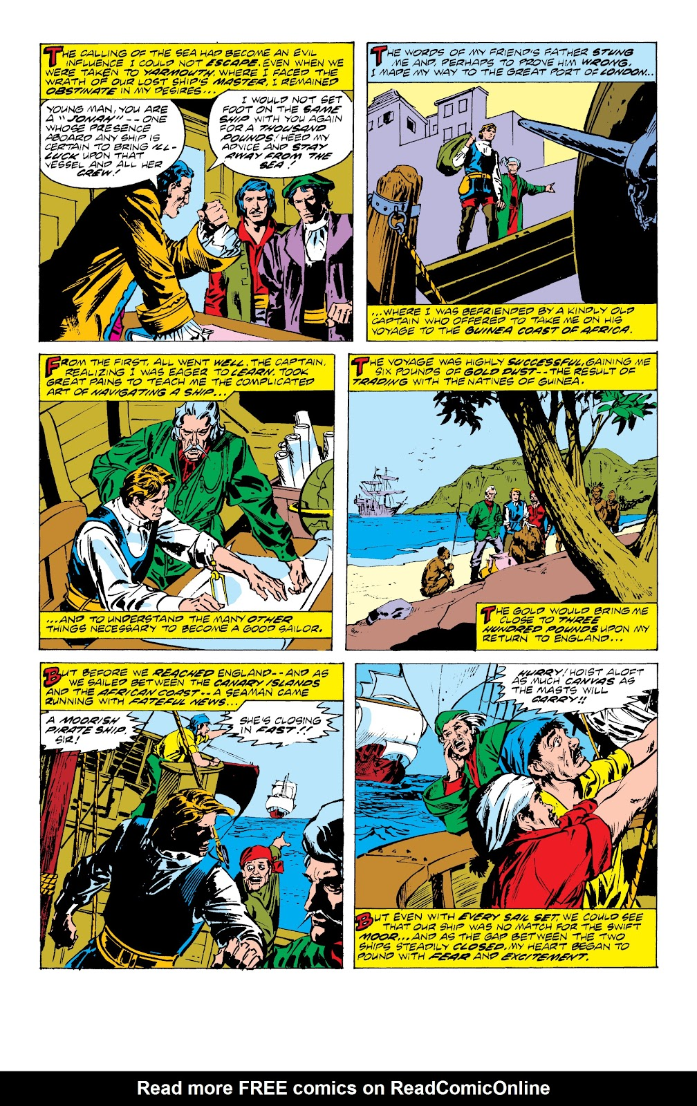 Marvel Classics Comics Series Featuring issue 19 - Page 8