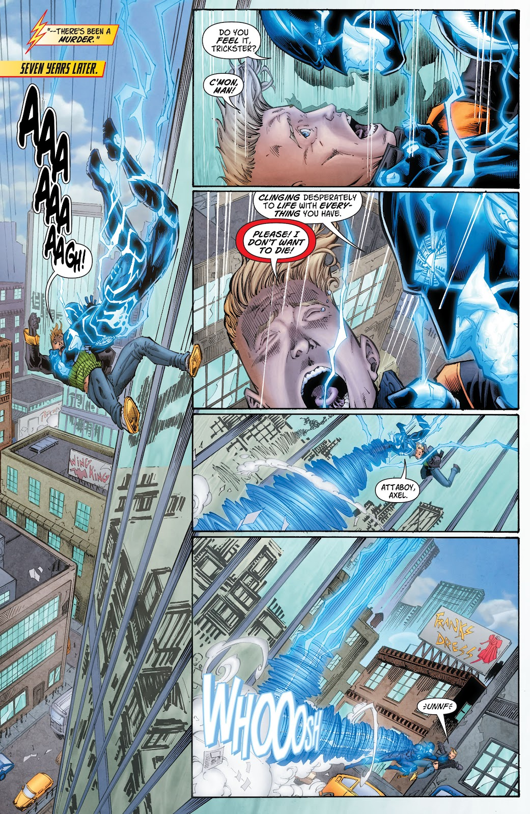 Read online The Flash (2011) comic -  Issue # _TPB 6 (Part 2) - 14