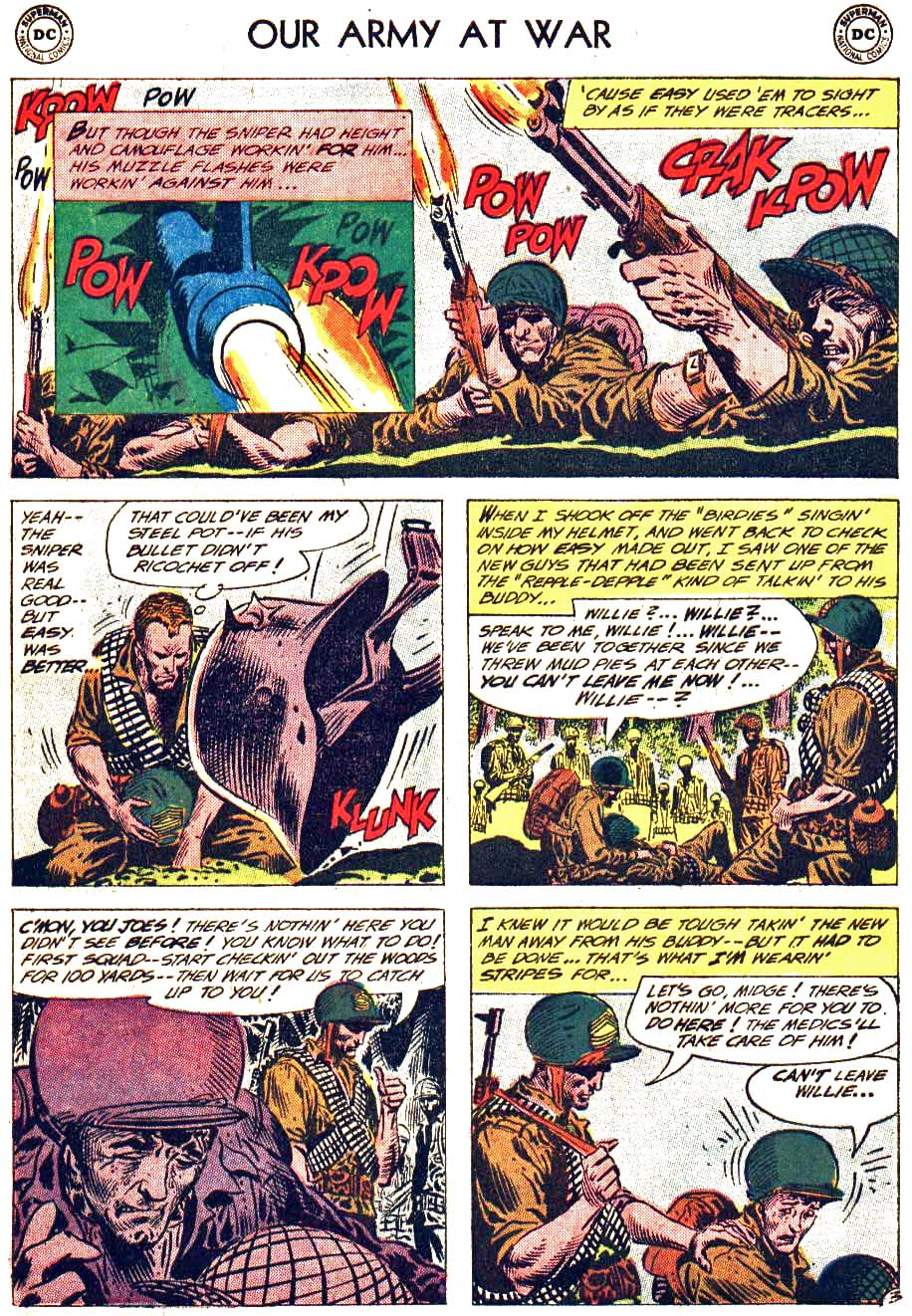 Our Army at War (1952) issue 98 - Page 5