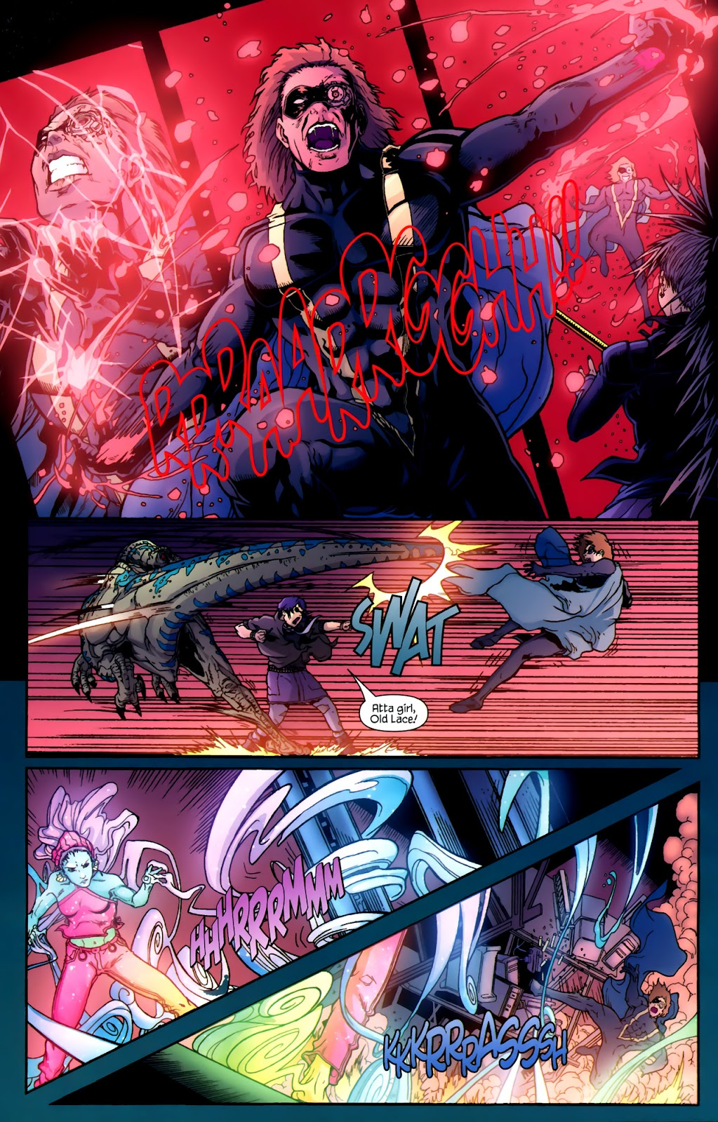 Read online What If? Secret Wars comic -  Issue # Full - 37