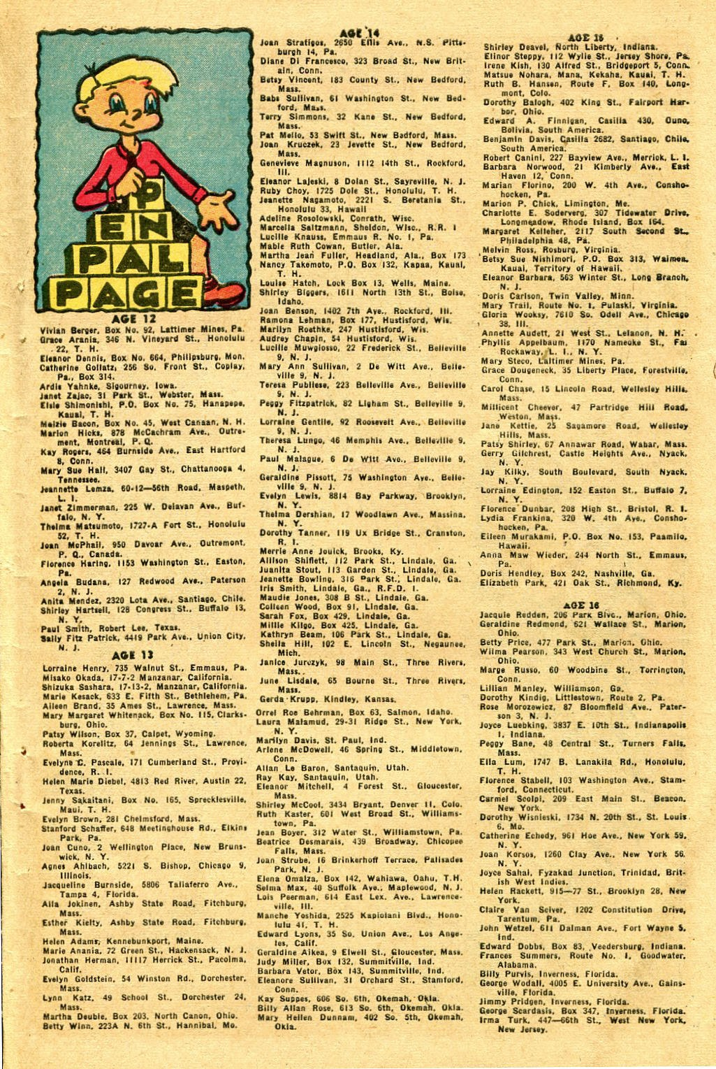 Read online Famous Funnies comic -  Issue #130 - 45