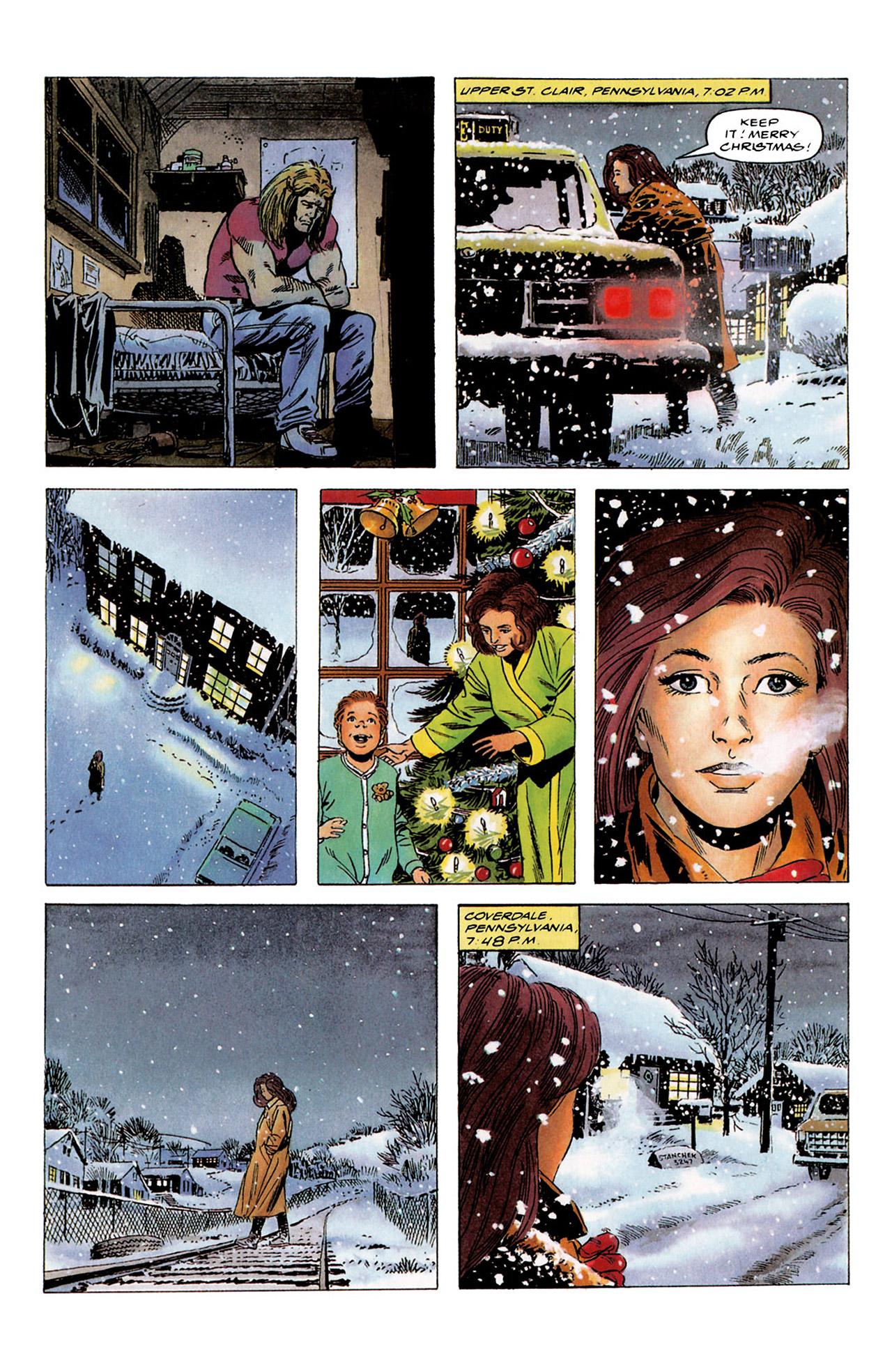 Read online Harbinger (1992) comic -  Issue #4 - 12