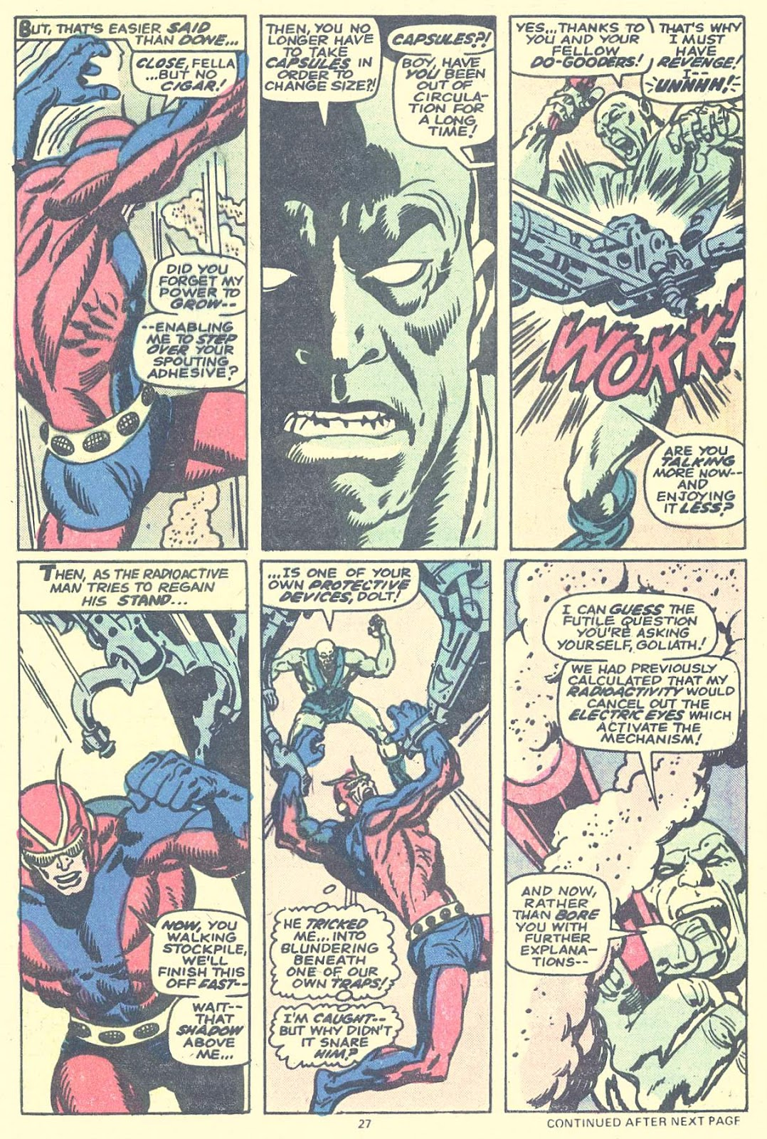 Marvel Triple Action (1972) issue 47 - Page 29
