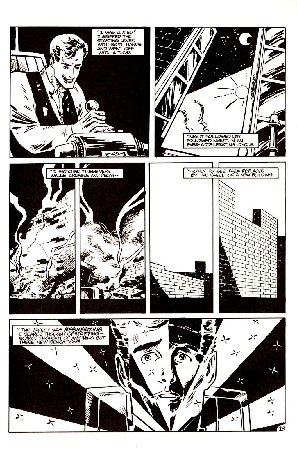 The Time Machine issue 1 - Page 16