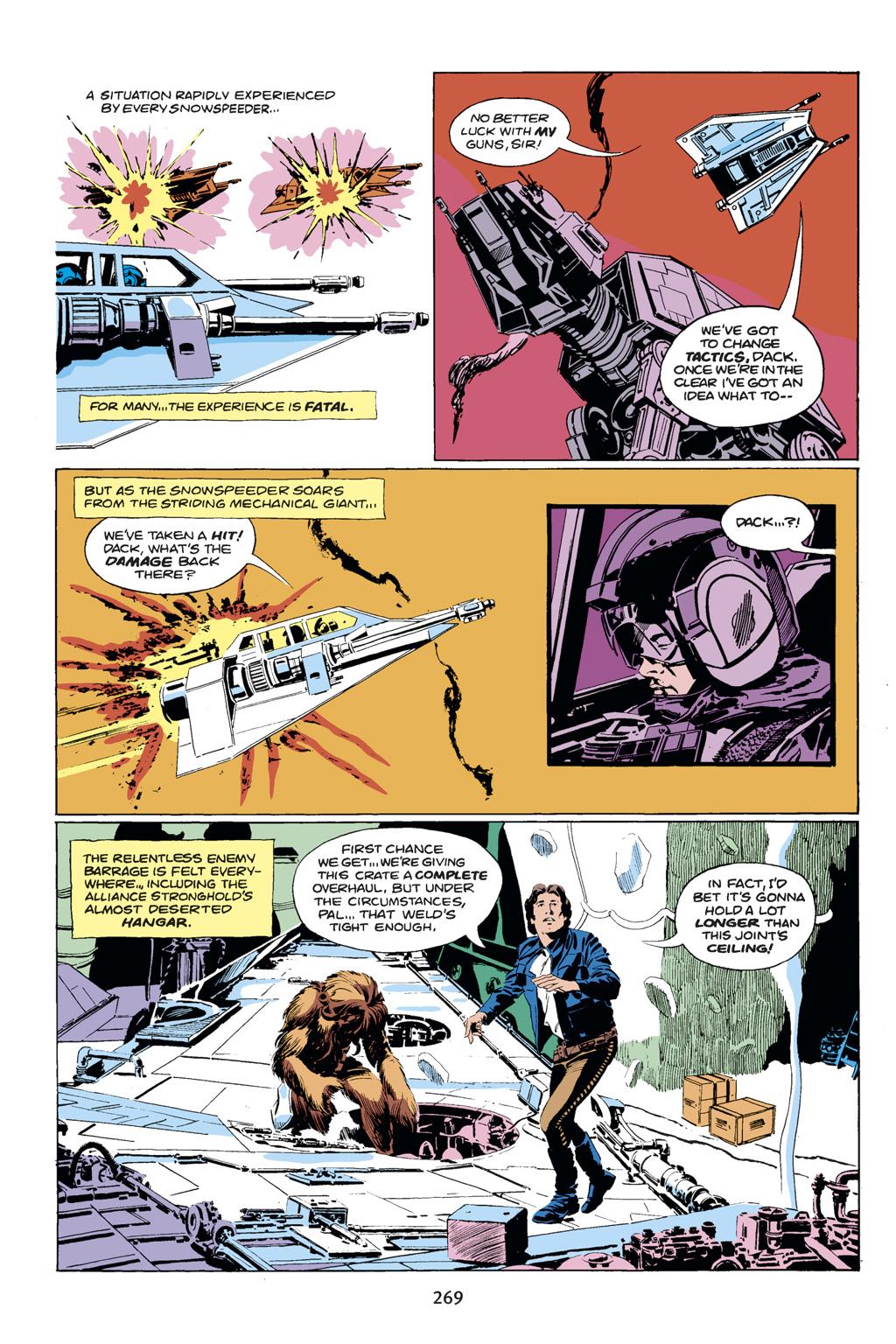 Read online Star Wars Omnibus comic -  Issue # Vol. 14 - 267