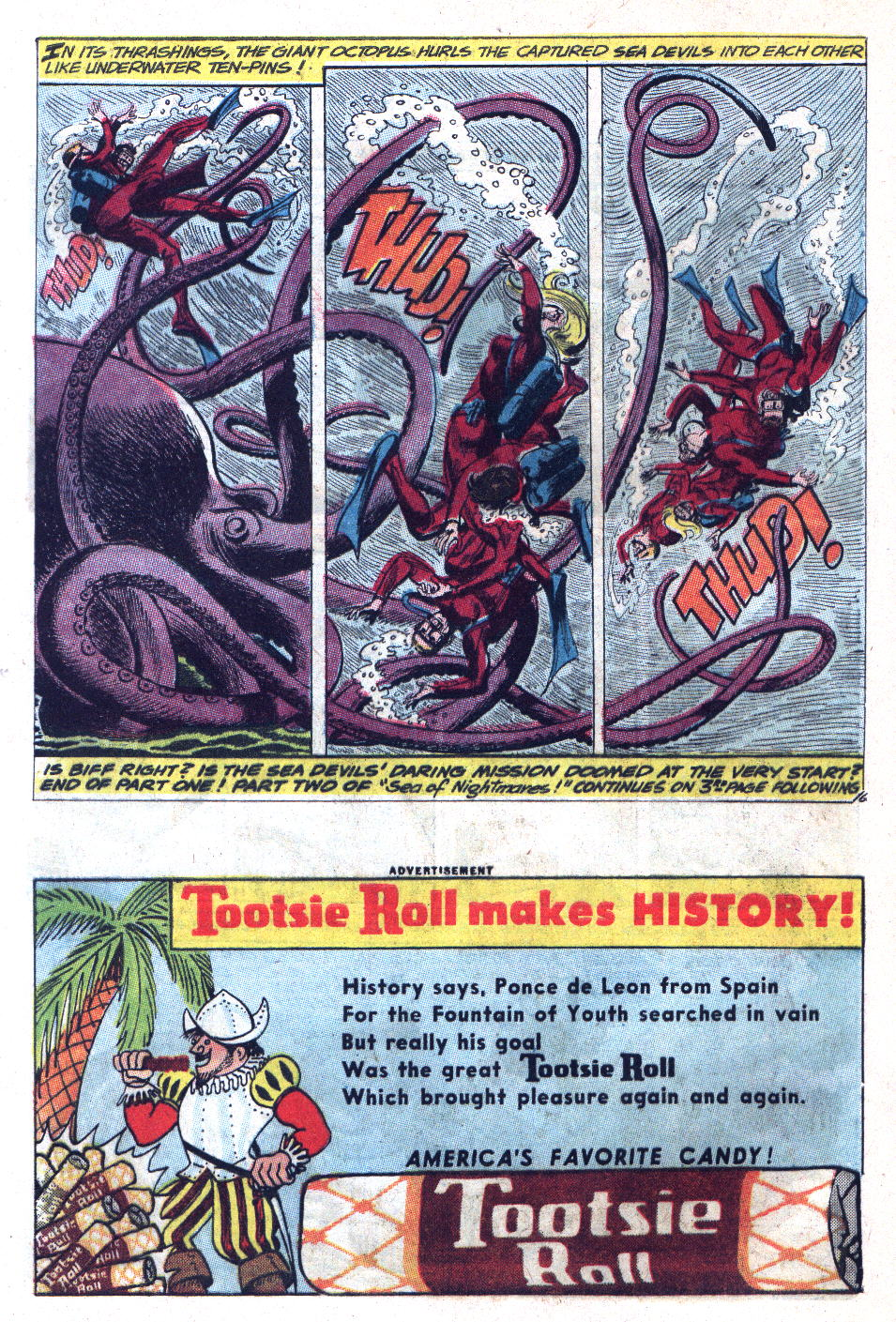 Read online Sea Devils comic -  Issue #11 - 8