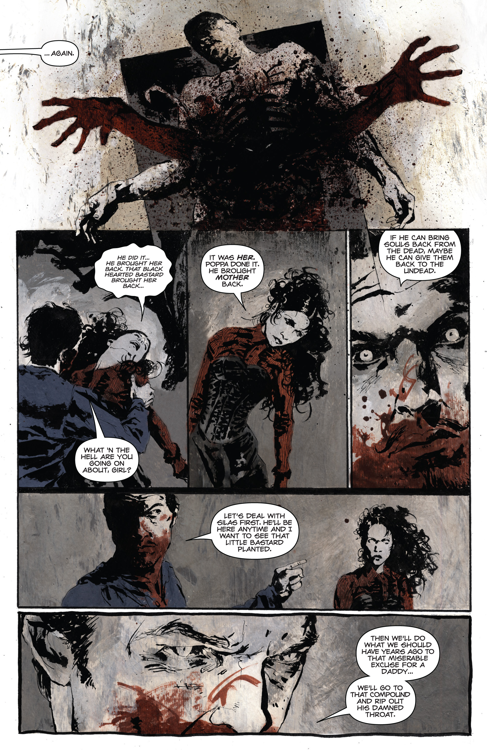 Read online Dead Irons comic -  Issue # TPB - 48