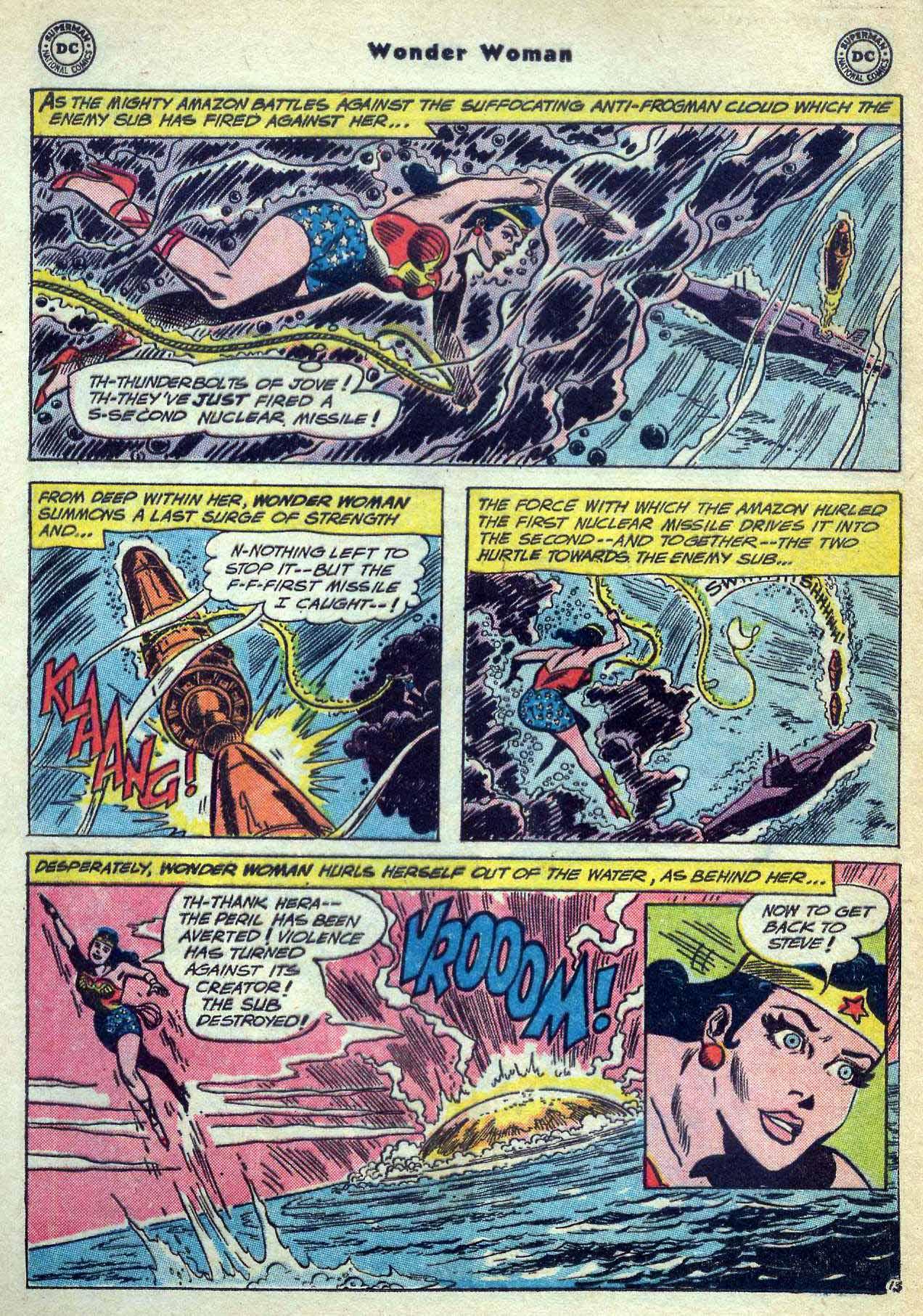 Read online Wonder Woman (1942) comic -  Issue #127 - 32