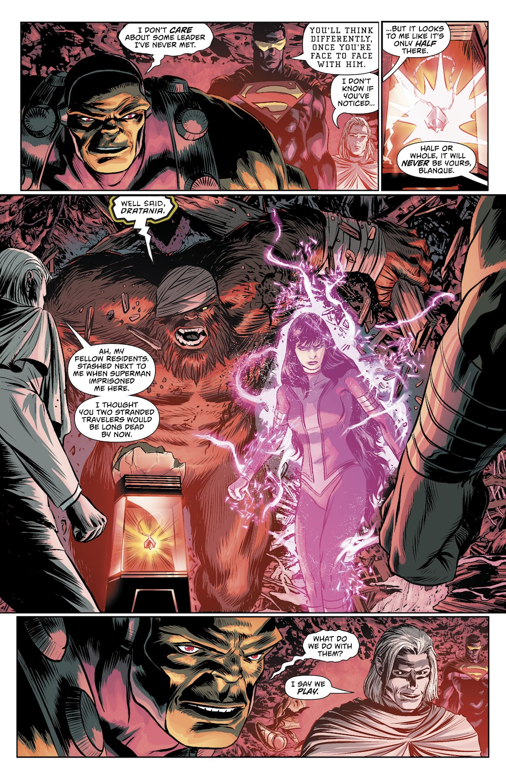 Read online Action Comics (2016) comic -  Issue #979 - 11