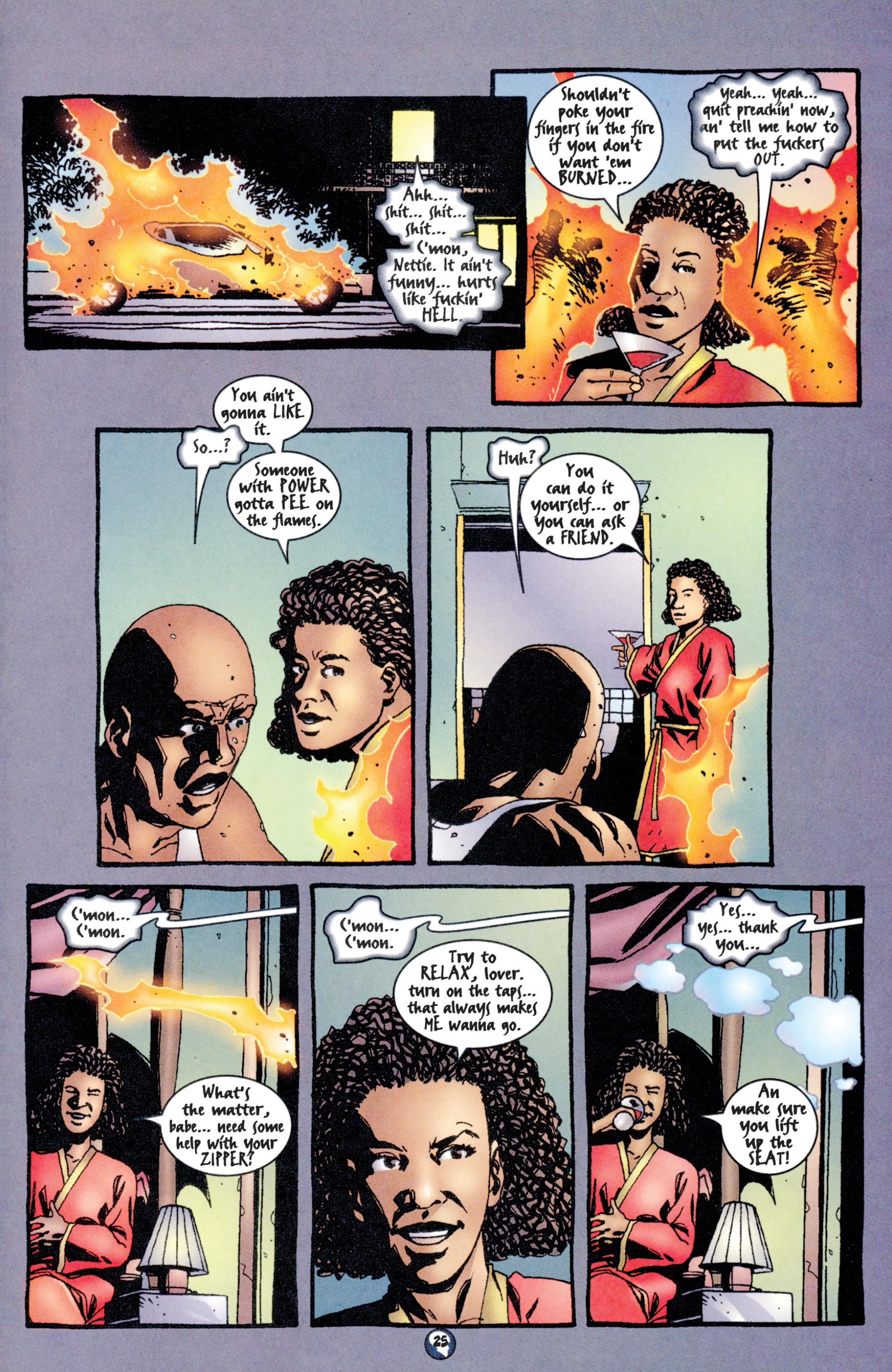 Read online Shadowman (1997) comic -  Issue #12 - 20