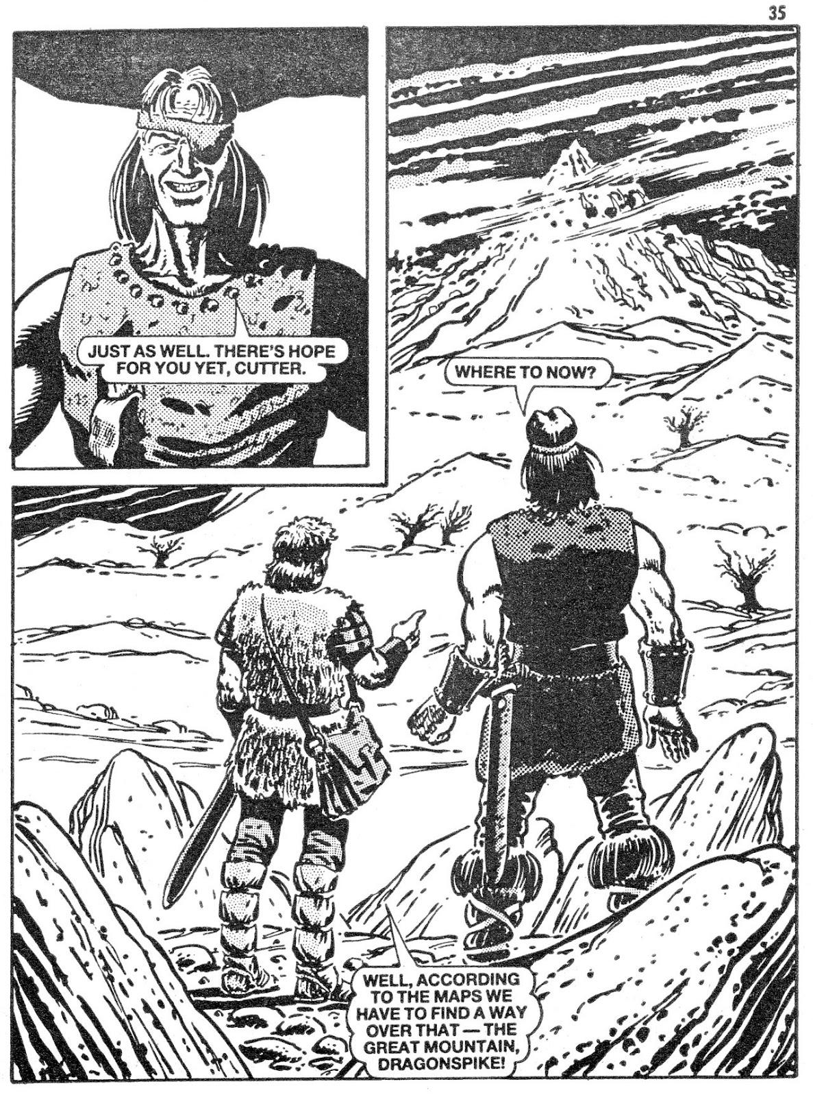 Starblazer issue 209 - Page 36