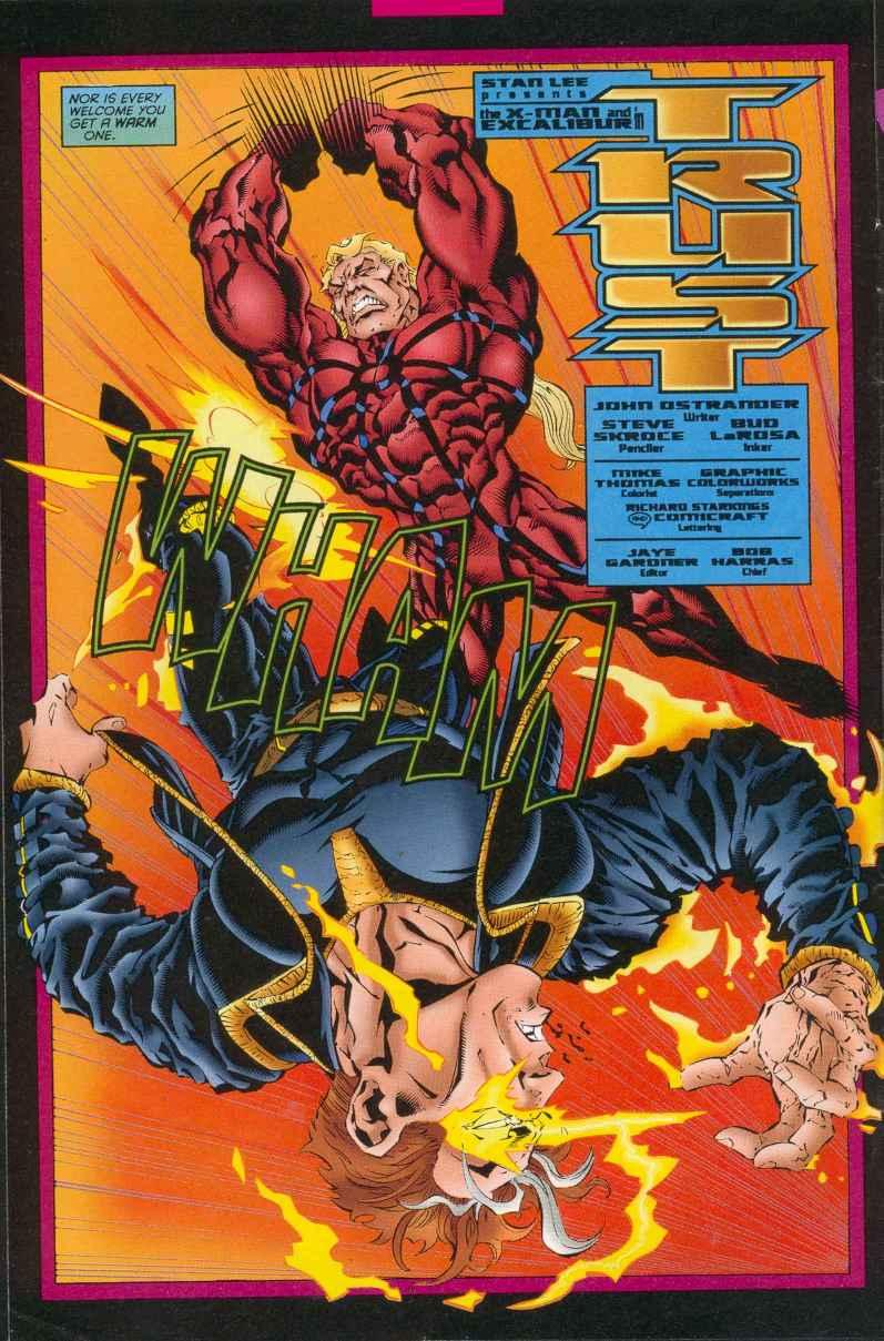 X-Man 12 Page 3