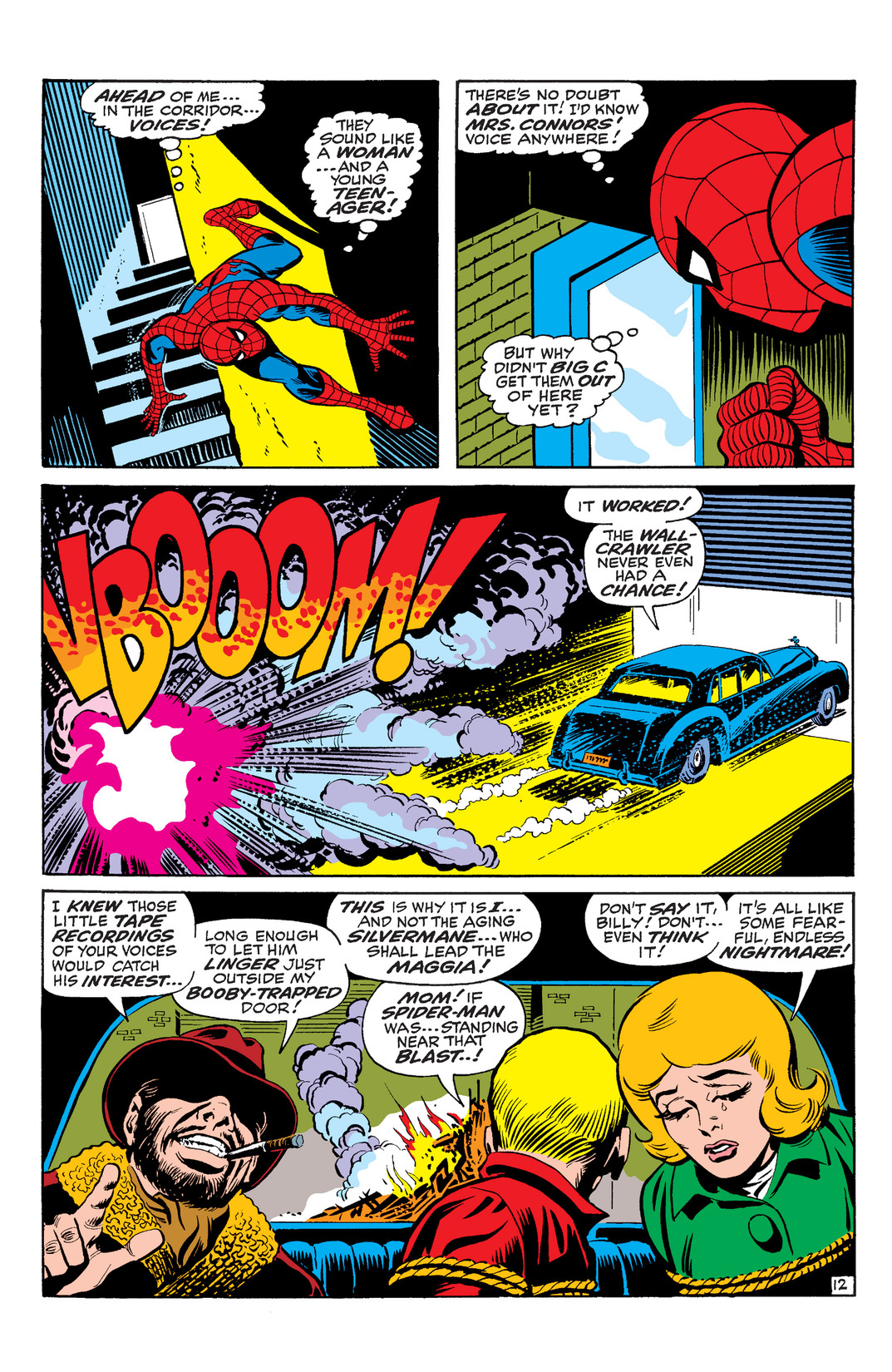 The Amazing Spider-Man (1963) 74 Page 12