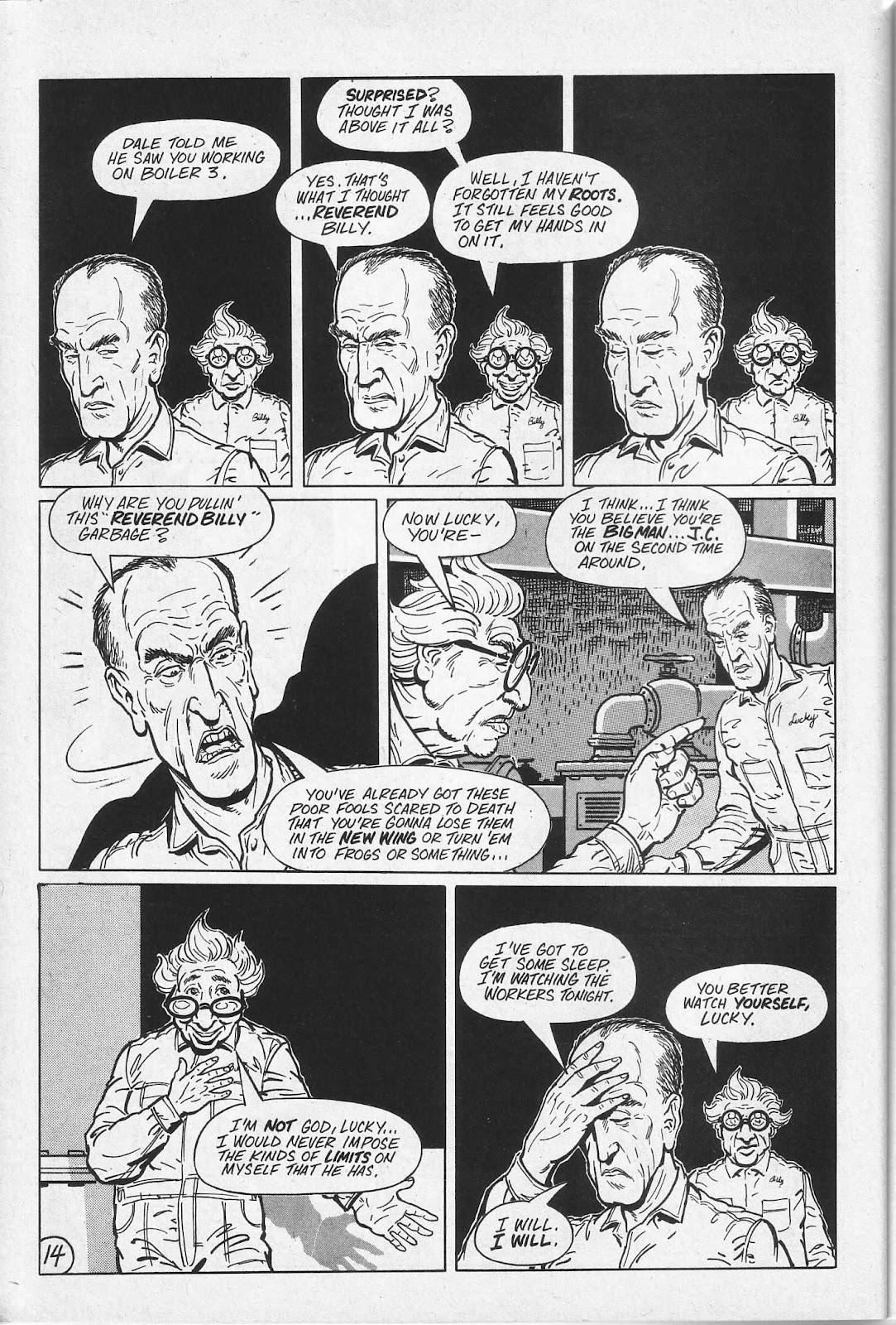 Read online Paul the Samurai (1991) comic -  Issue # TPB - 20