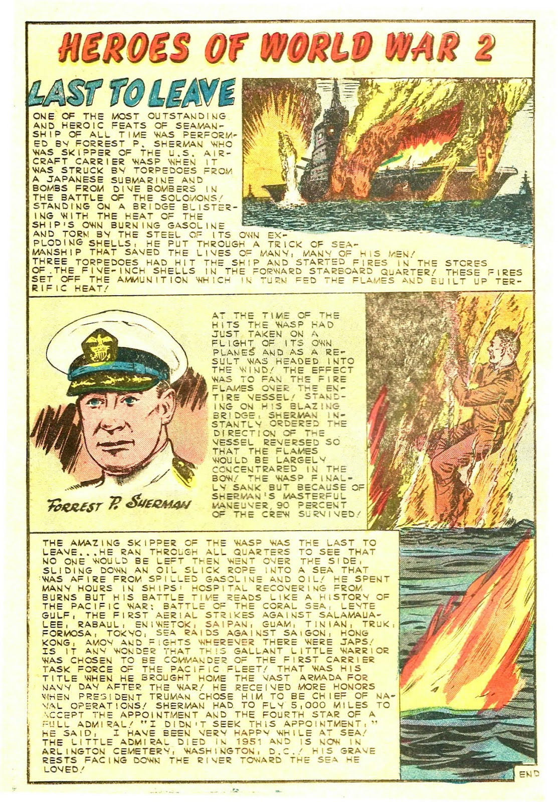 Read online Fightin' Navy comic -  Issue #123 - 22