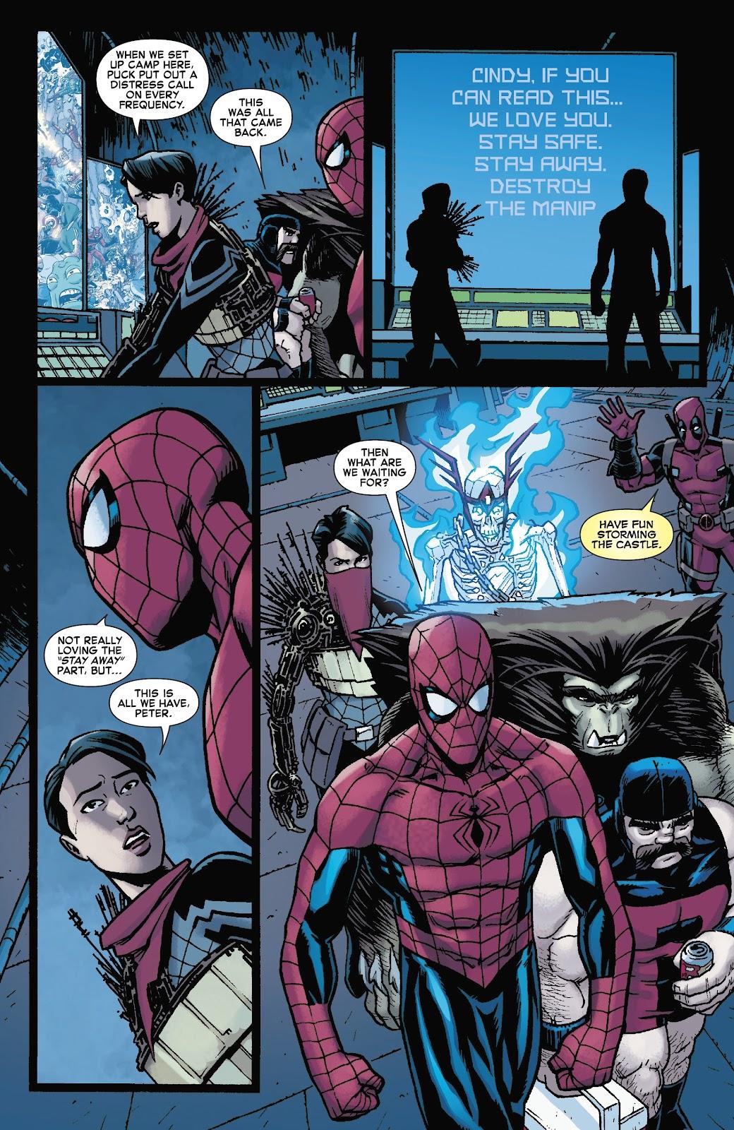 Read online Spider-Man/Deadpool comic -  Issue #47 - 7