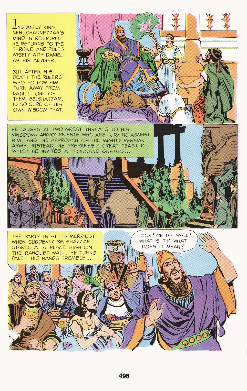 The Picture Bible issue TPB (Part 5) - Page 99