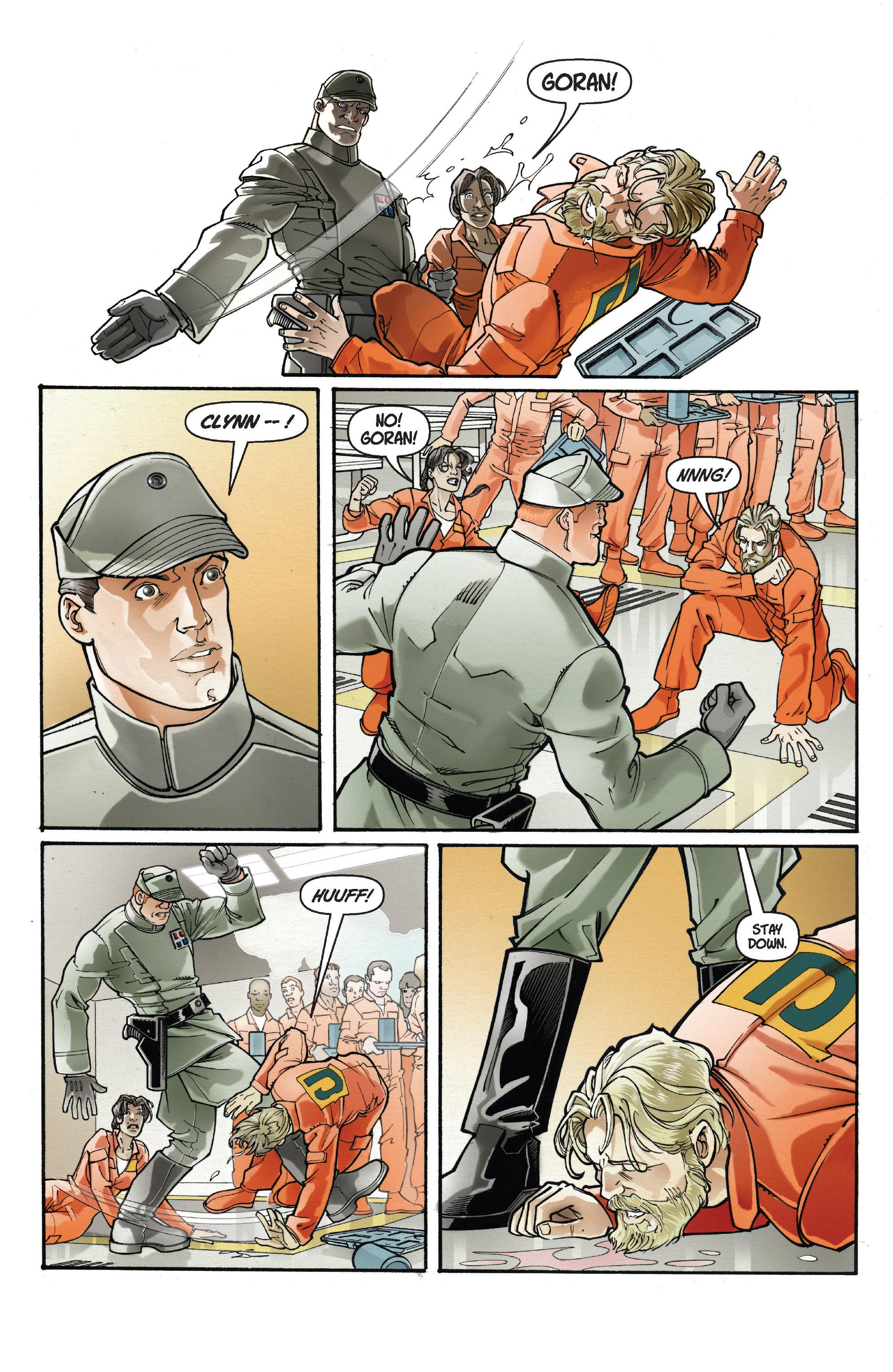Read online Star Wars Omnibus comic -  Issue # Vol. 22 - 251