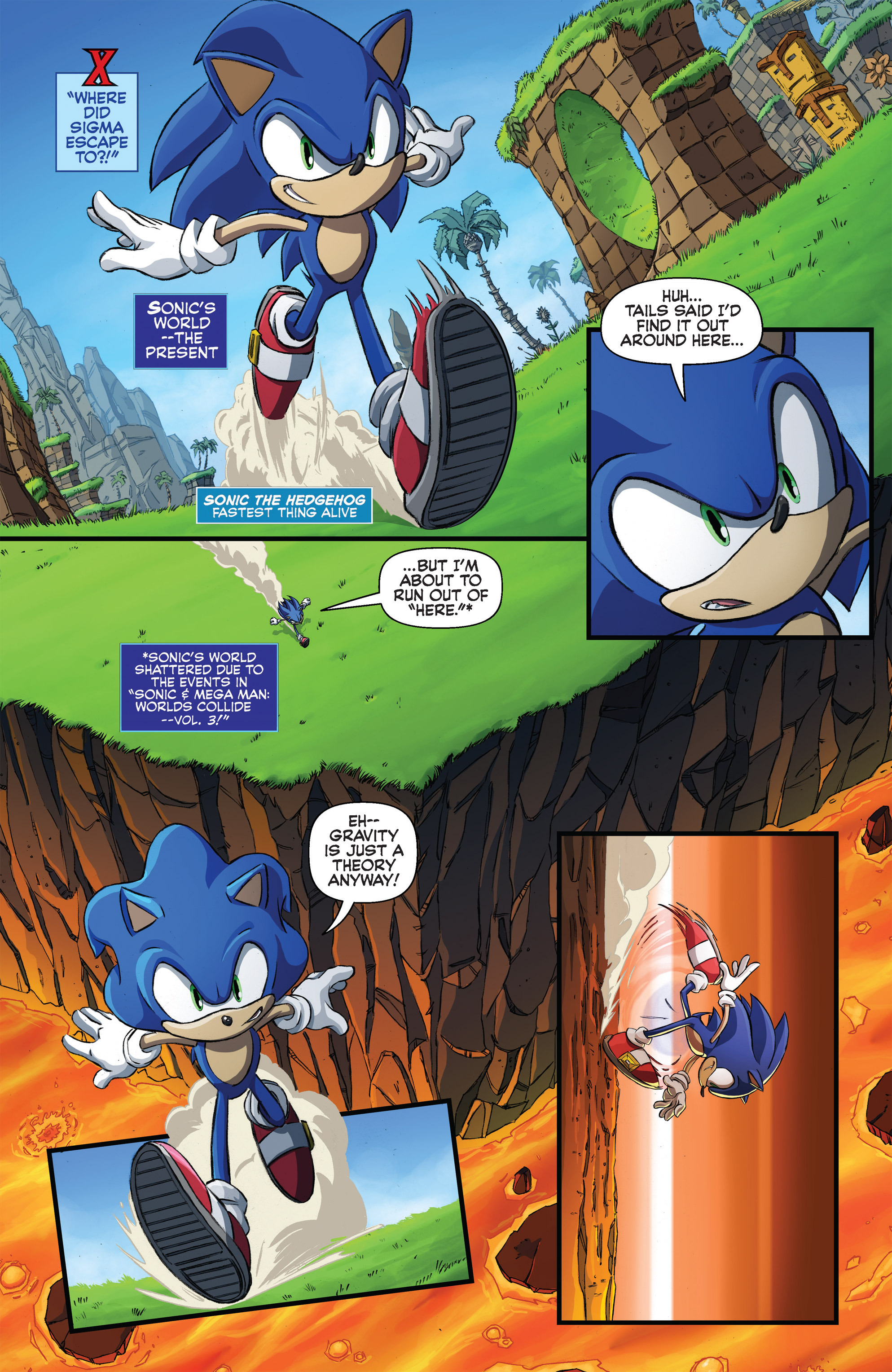Read online Sonic Universe comic -  Issue #76 - 6