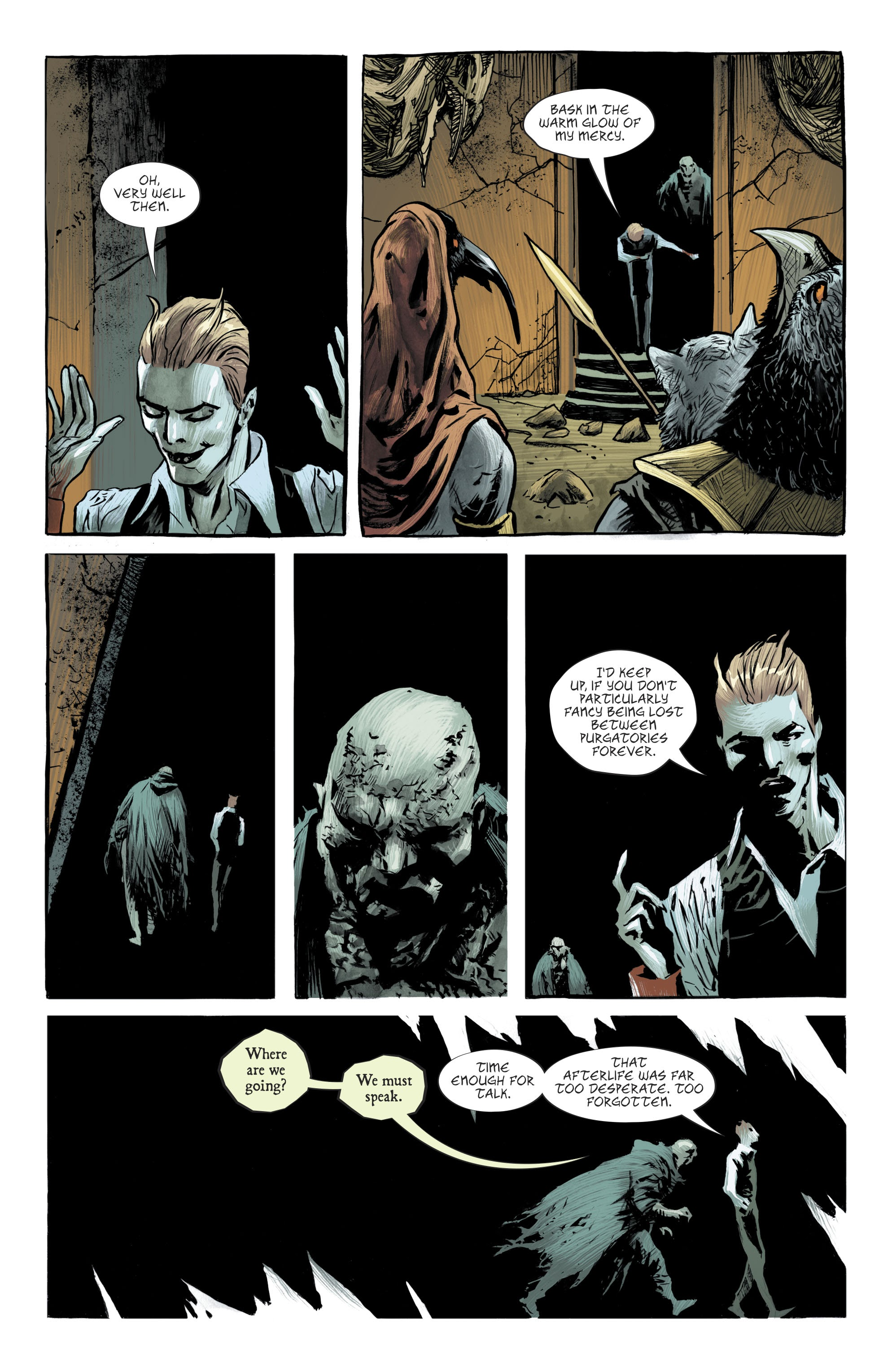 Read online Lucifer (2018) comic -  Issue #10 - 4