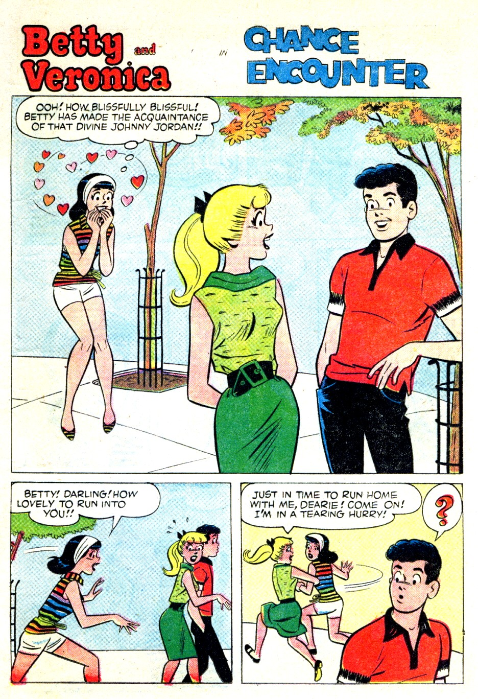 Read online Archie's Girls Betty and Veronica comic -  Issue #93 - 13